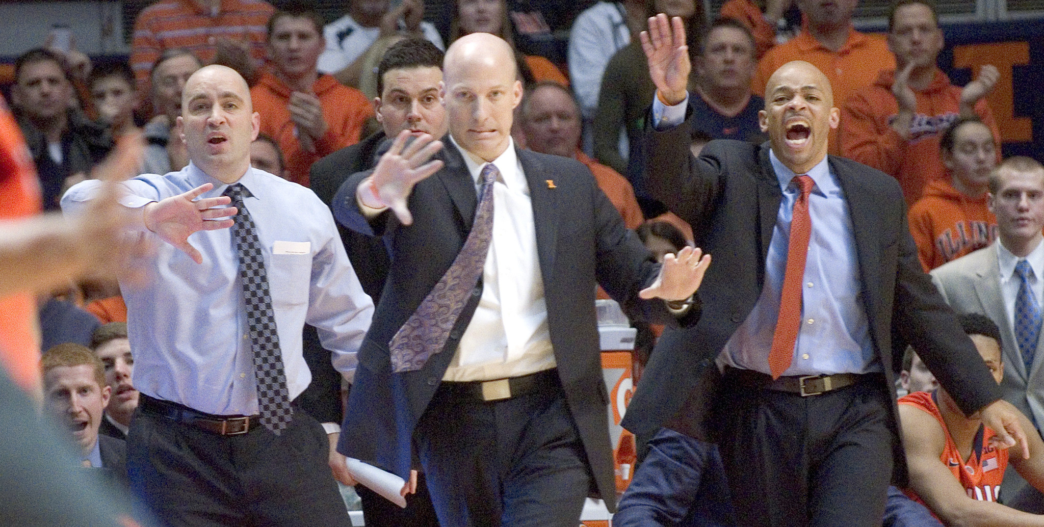 Illinois Retains Jamall Walker As Assistant Coach  Report