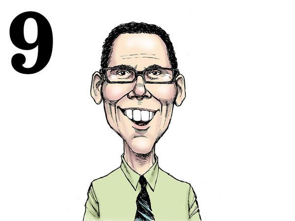 Jon Healey, L.A. Times deputy editorial page editor