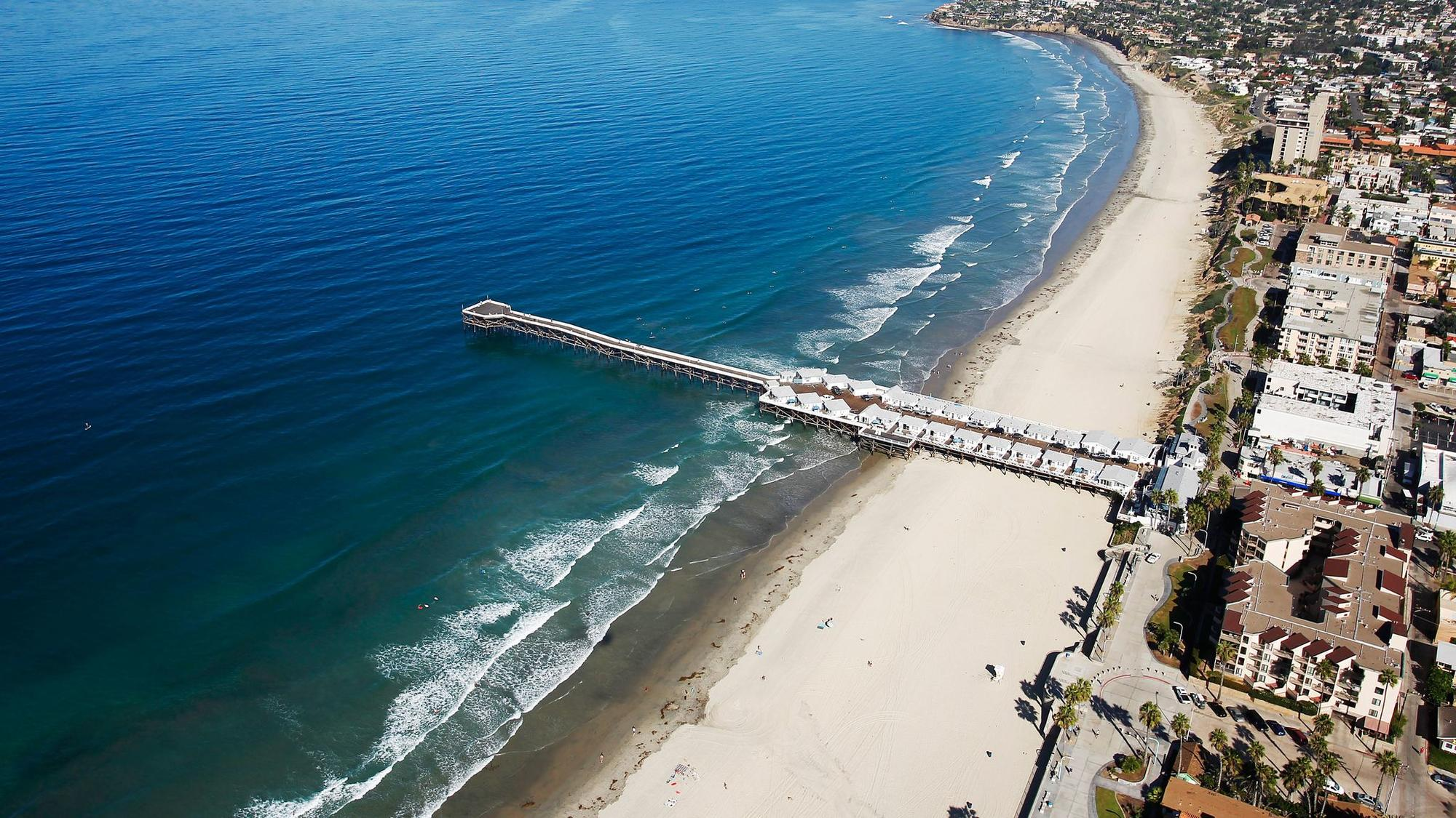 SAN DIEGO, CA-OCTOBER 7, 2015 | Crystal Pier in Pacific Beach. | (K.C. Alfred/ San Diego Union-