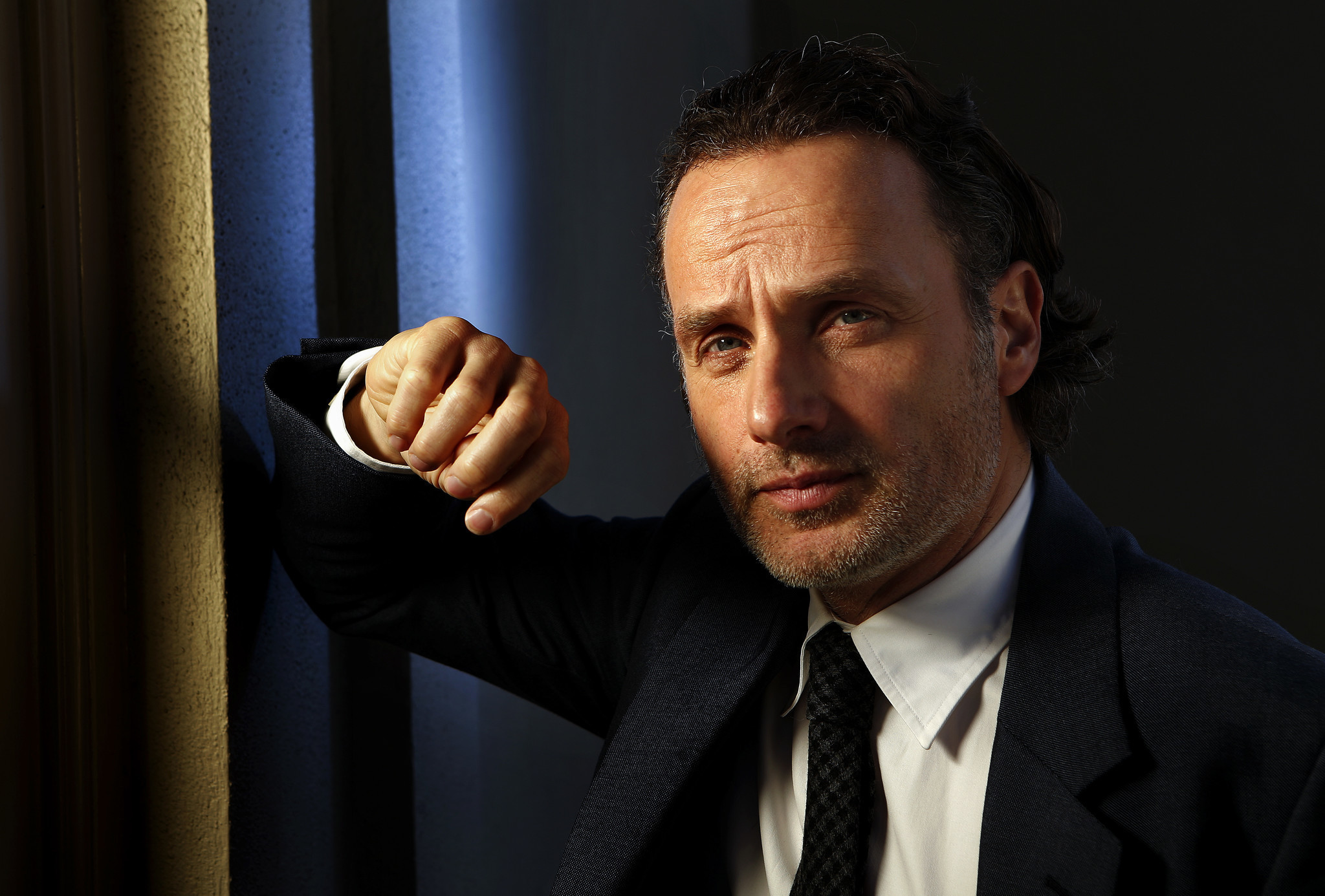 The Walking Dead Andrew Lincoln: How Andrew Lincoln Realized Even Rick Grimes Is Expendable