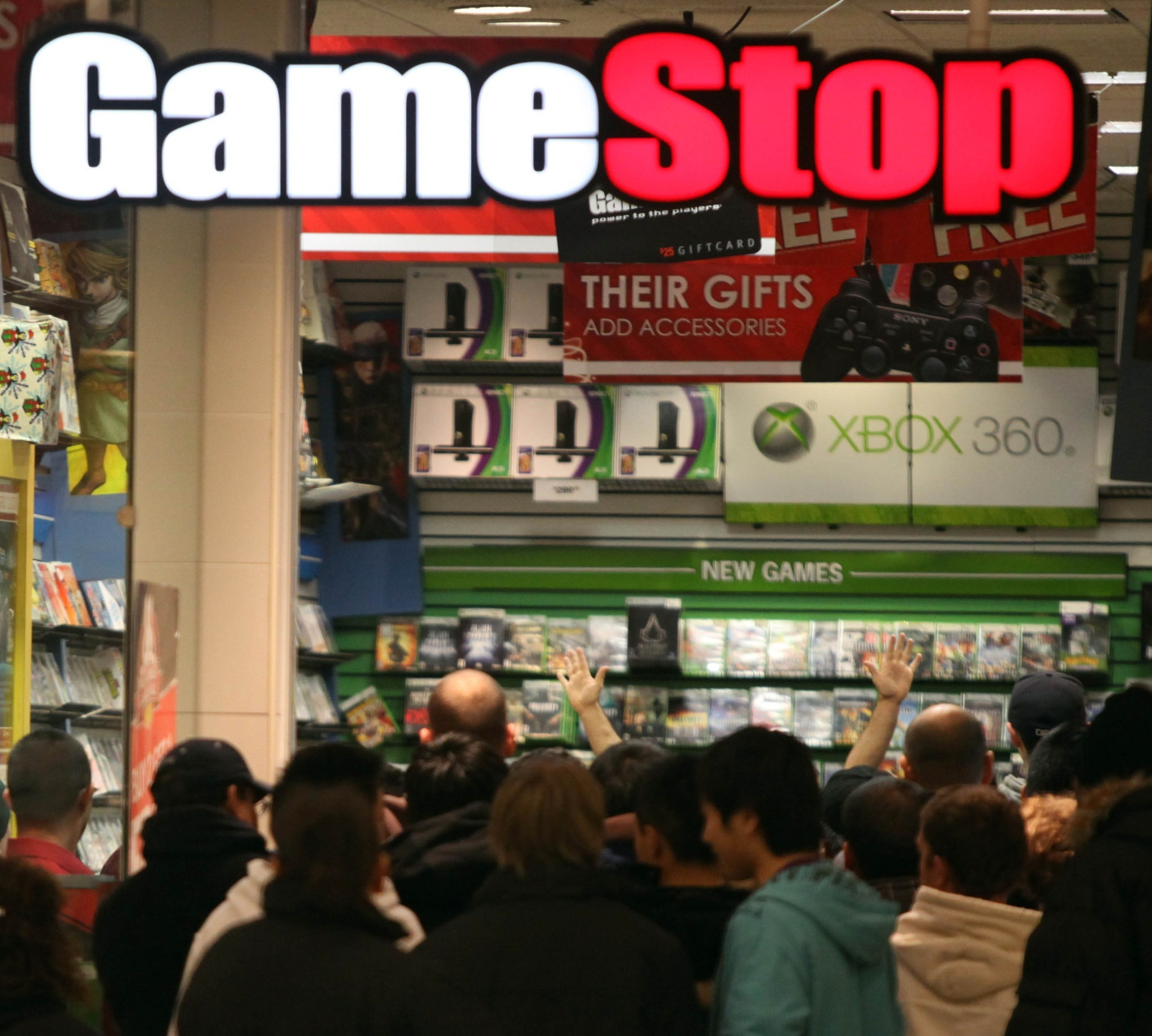 GameStop plans to close up to 225 stores this year ...