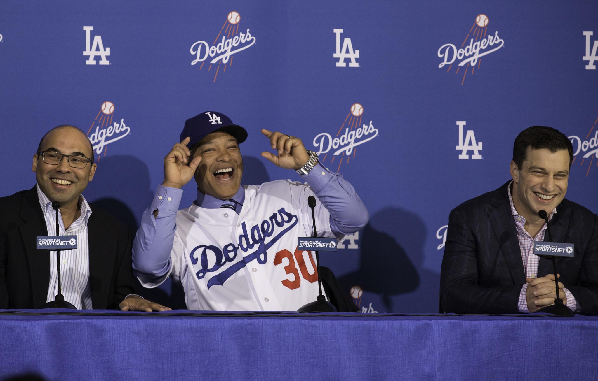 President of Baseball Operations Andrew Friedman