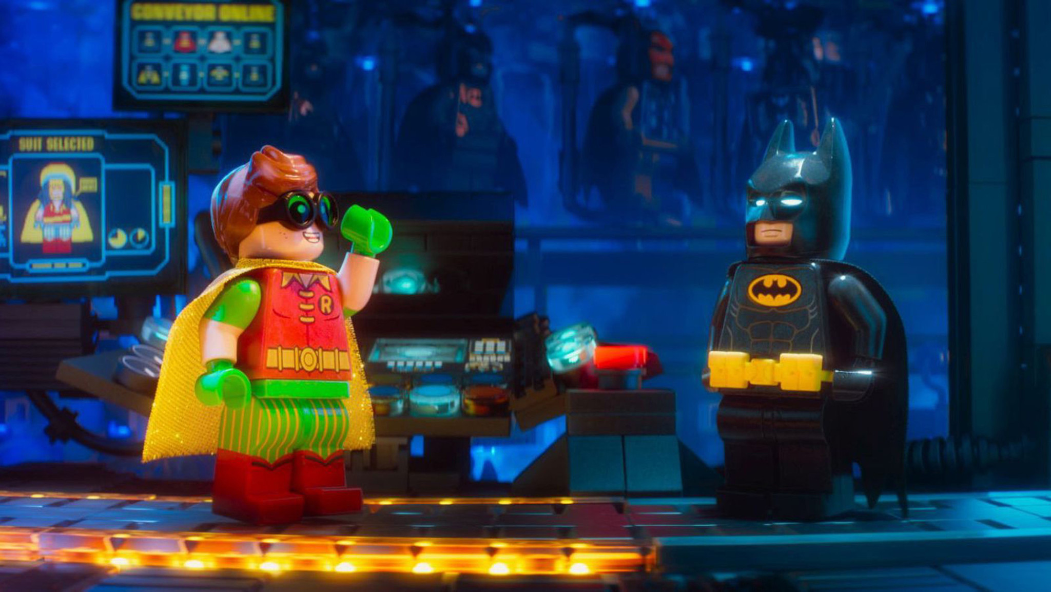 "ef2b07e4f0c7 A Democratic senator wants to know if Treasury Secretary Steven Mnuchin  committed an ethics violation when he publicly plugged ""The Lego Batman  Movie"