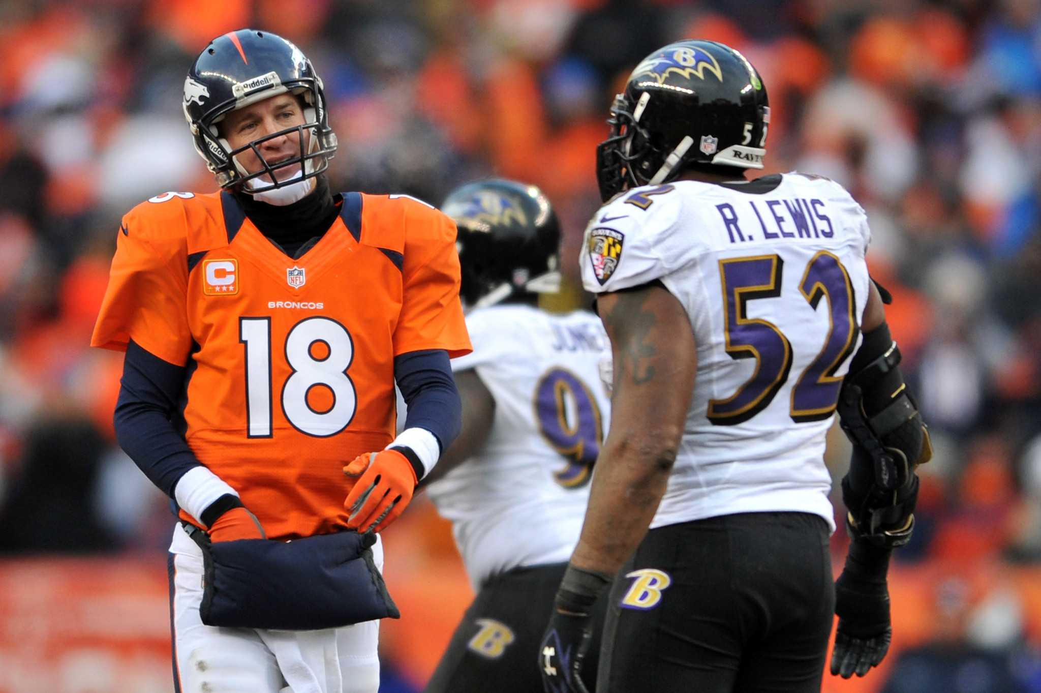 The life and career of peyton manning