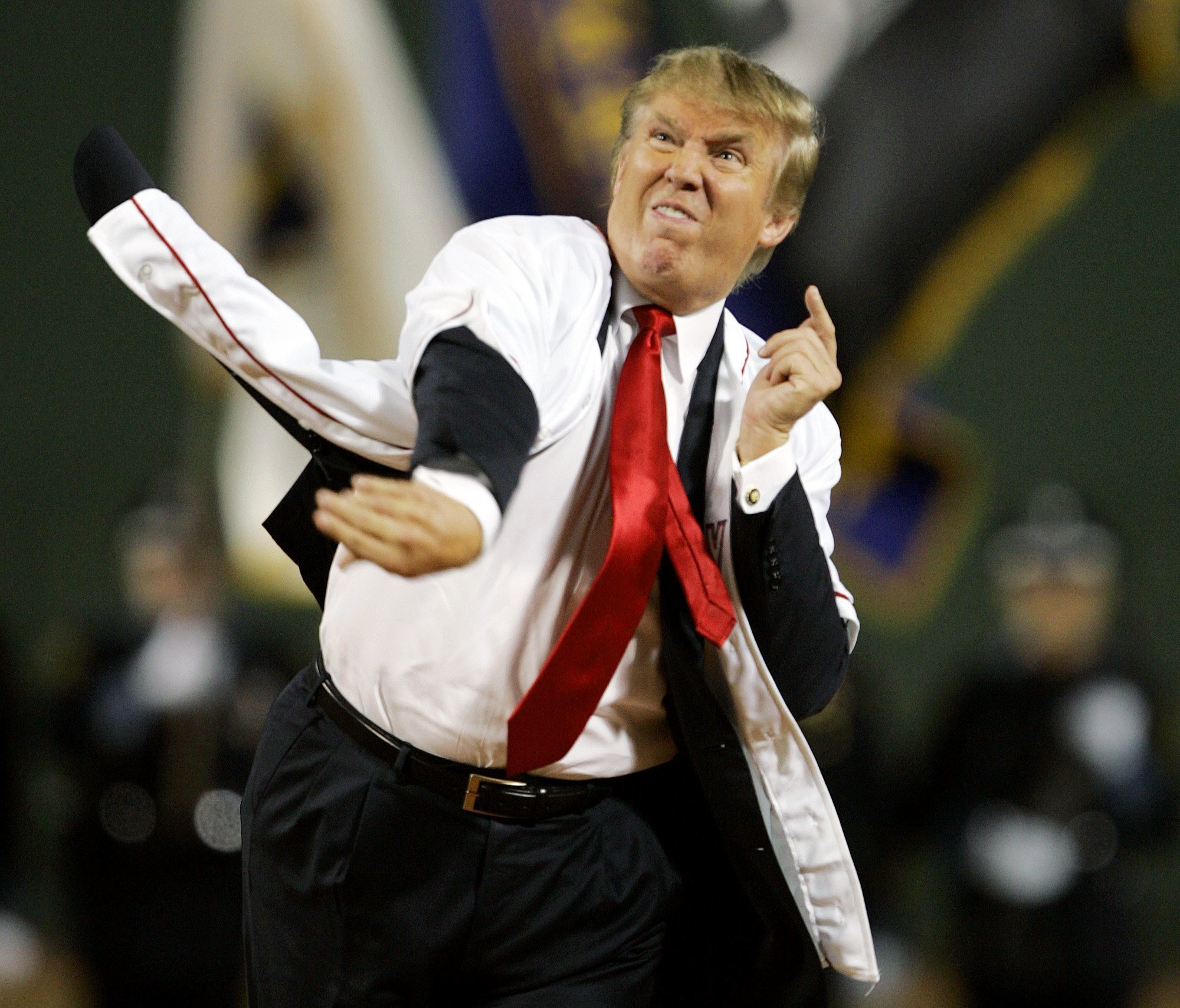 Donald Trump Declines Nationals' Invitation To Throw Out