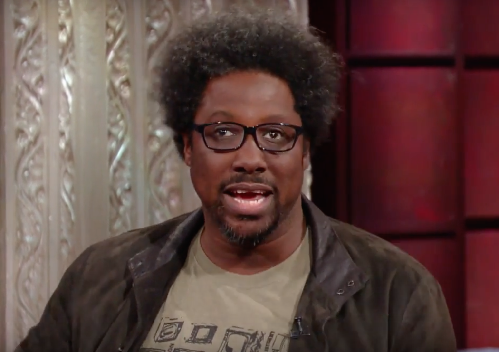 'United Shades of America' host W. Kamau Bell's first book ...