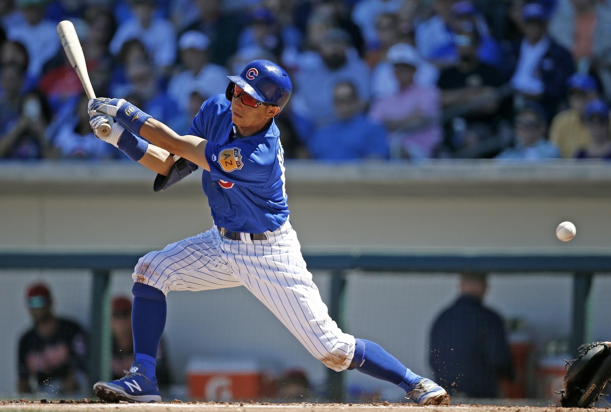 cubs hope to re-sign munenori kawasaki to minor league deal