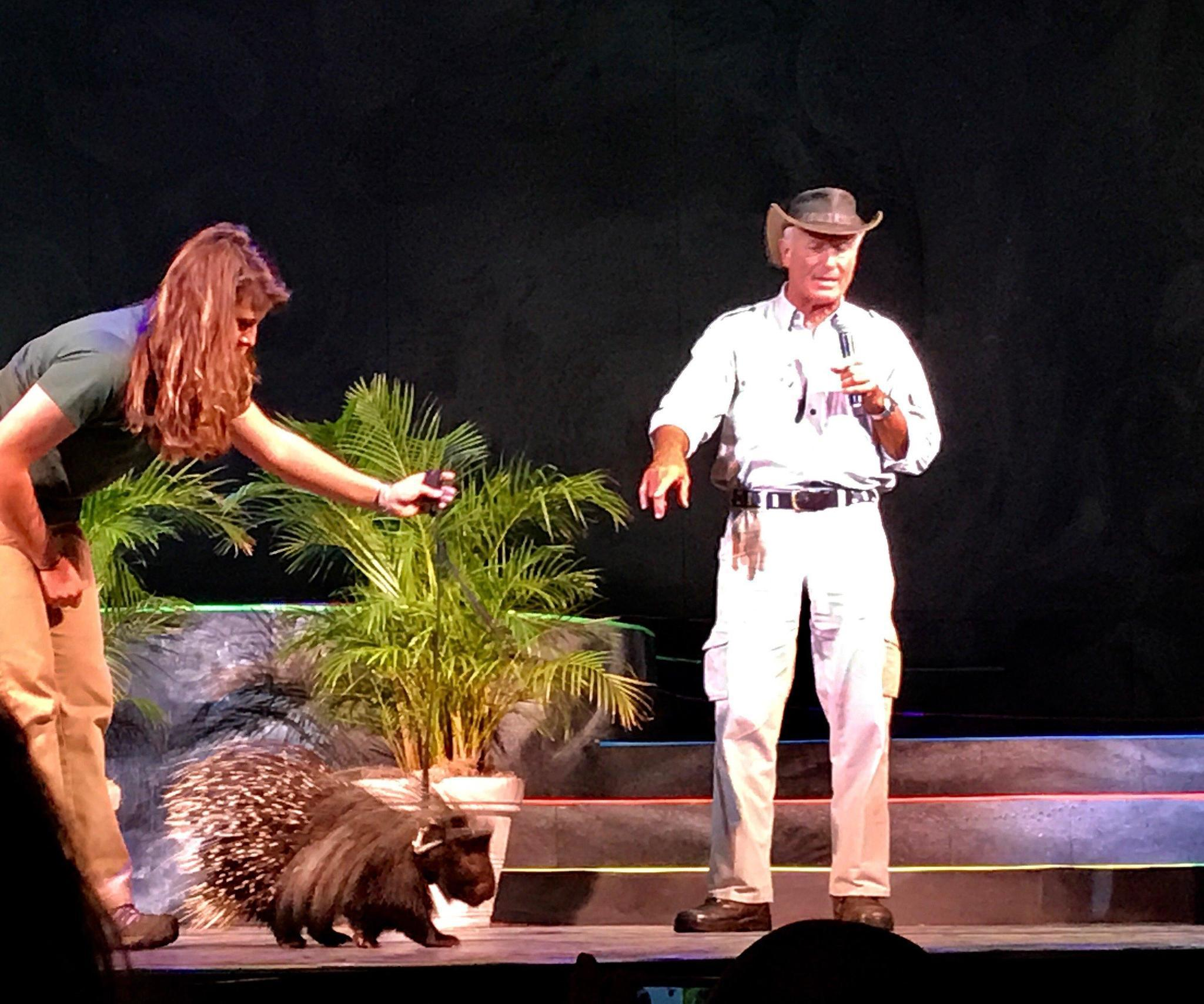 The Best Season To Get Married Based On Your Personality: Jack Hanna Delights At Busch Gardens Shows