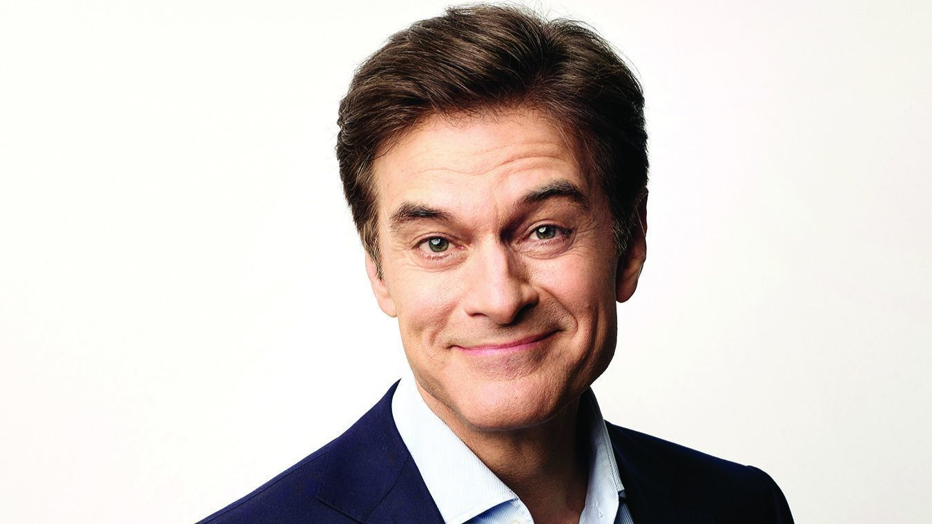 Meet Dr. Oz, news anchor Amy Robach at WPBF 25 Health ...