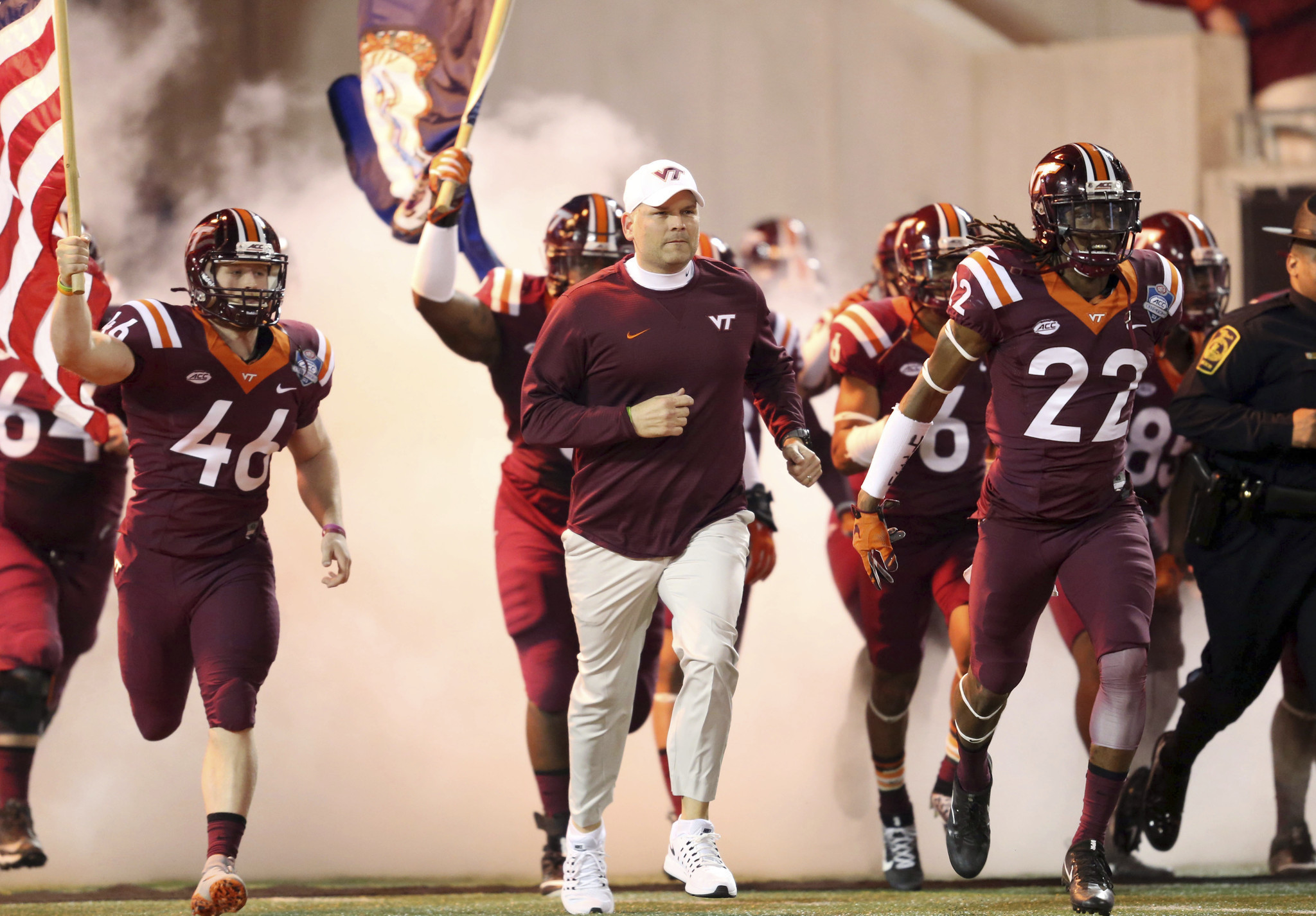 Image result for virginia tech football