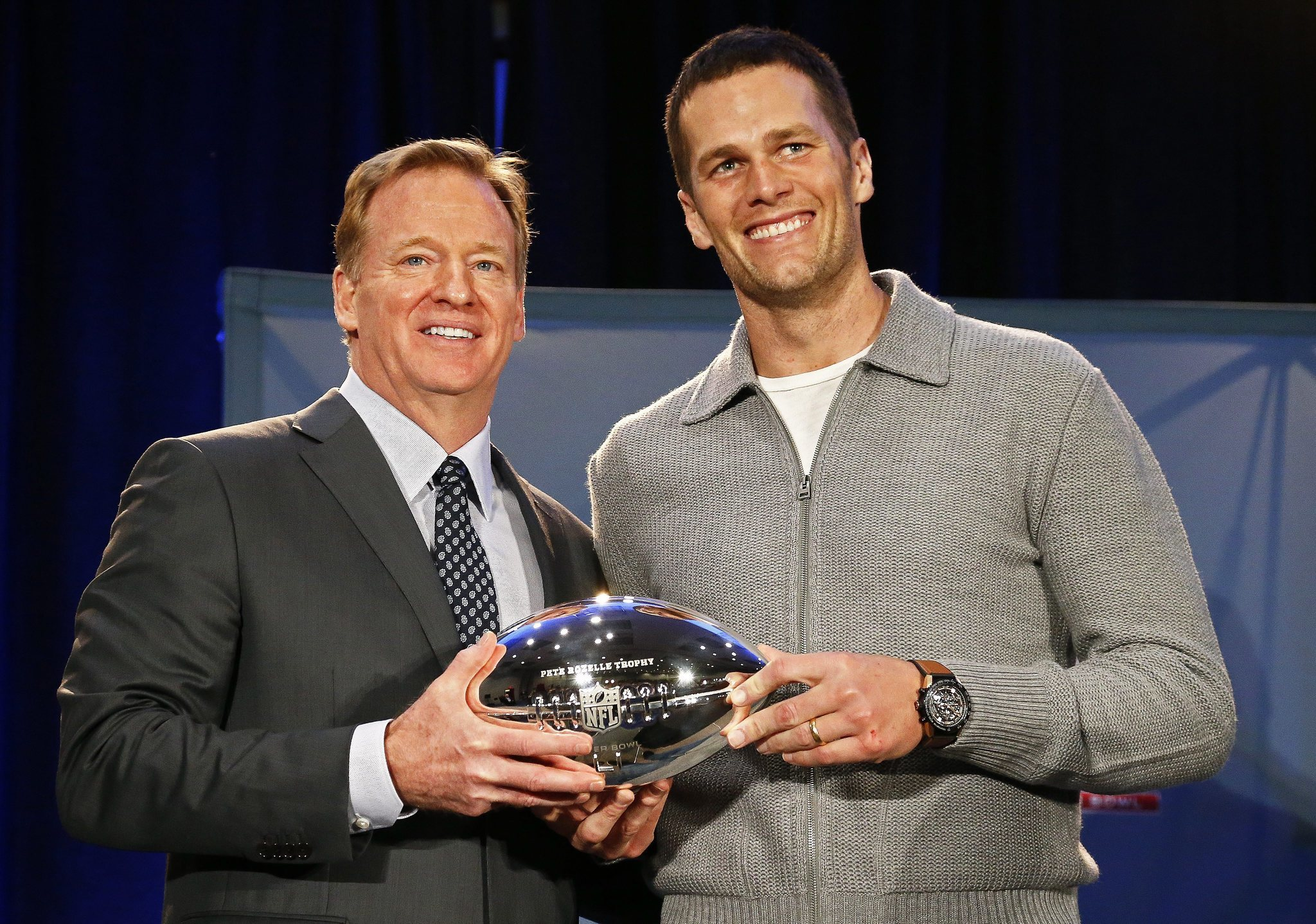 e80a4948c Roger Goodell says he plans to attend the Patriots  season opener - Chicago  Tribune