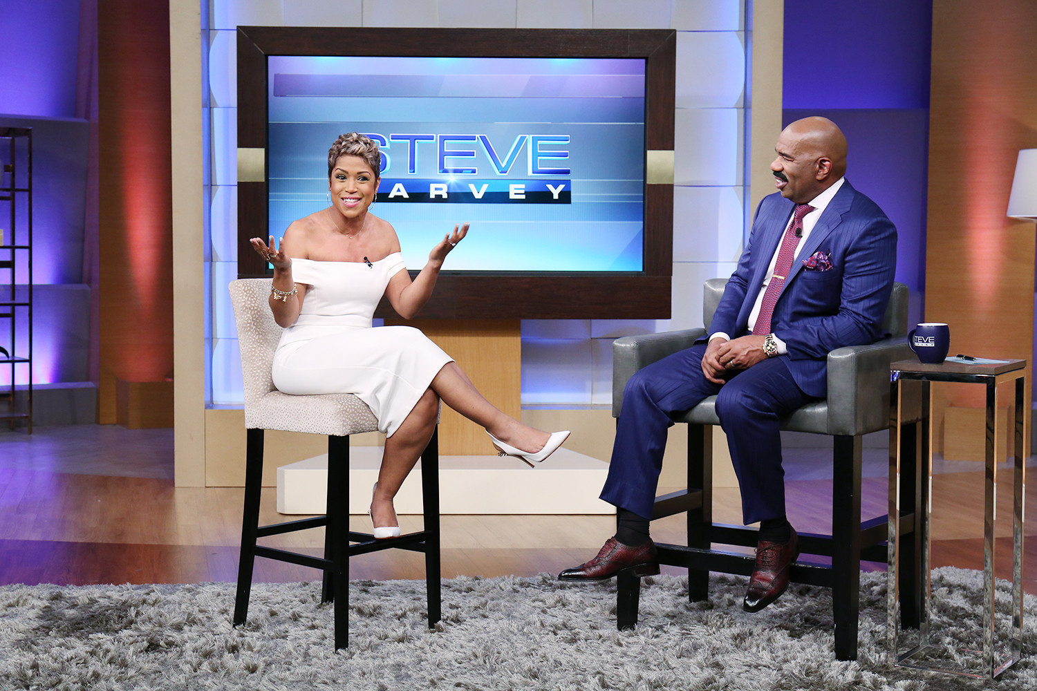 Windy City Live Co Host Val Warner Shows Off Weight Loss On Steve