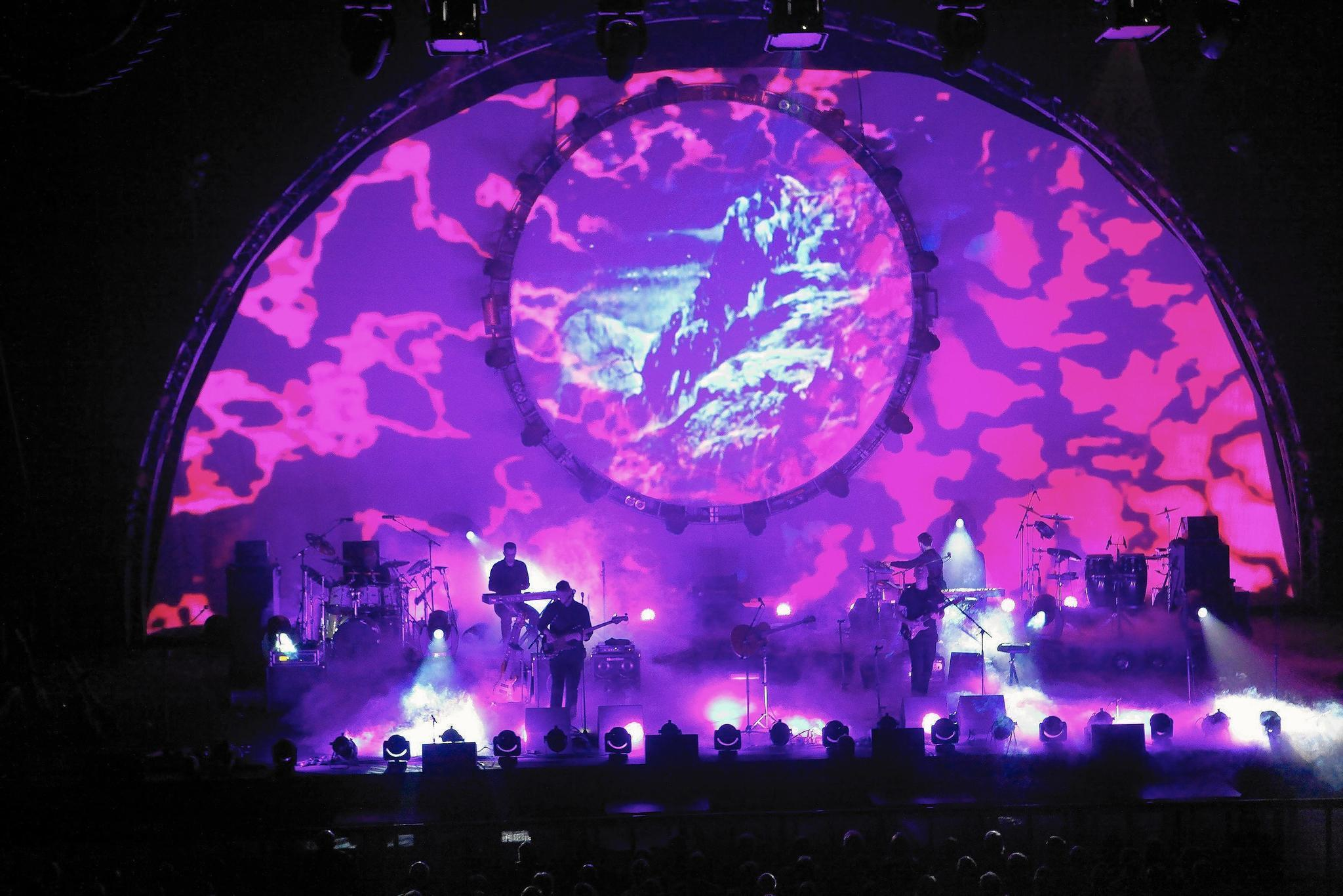 History of The Australian Pink Floyd Show