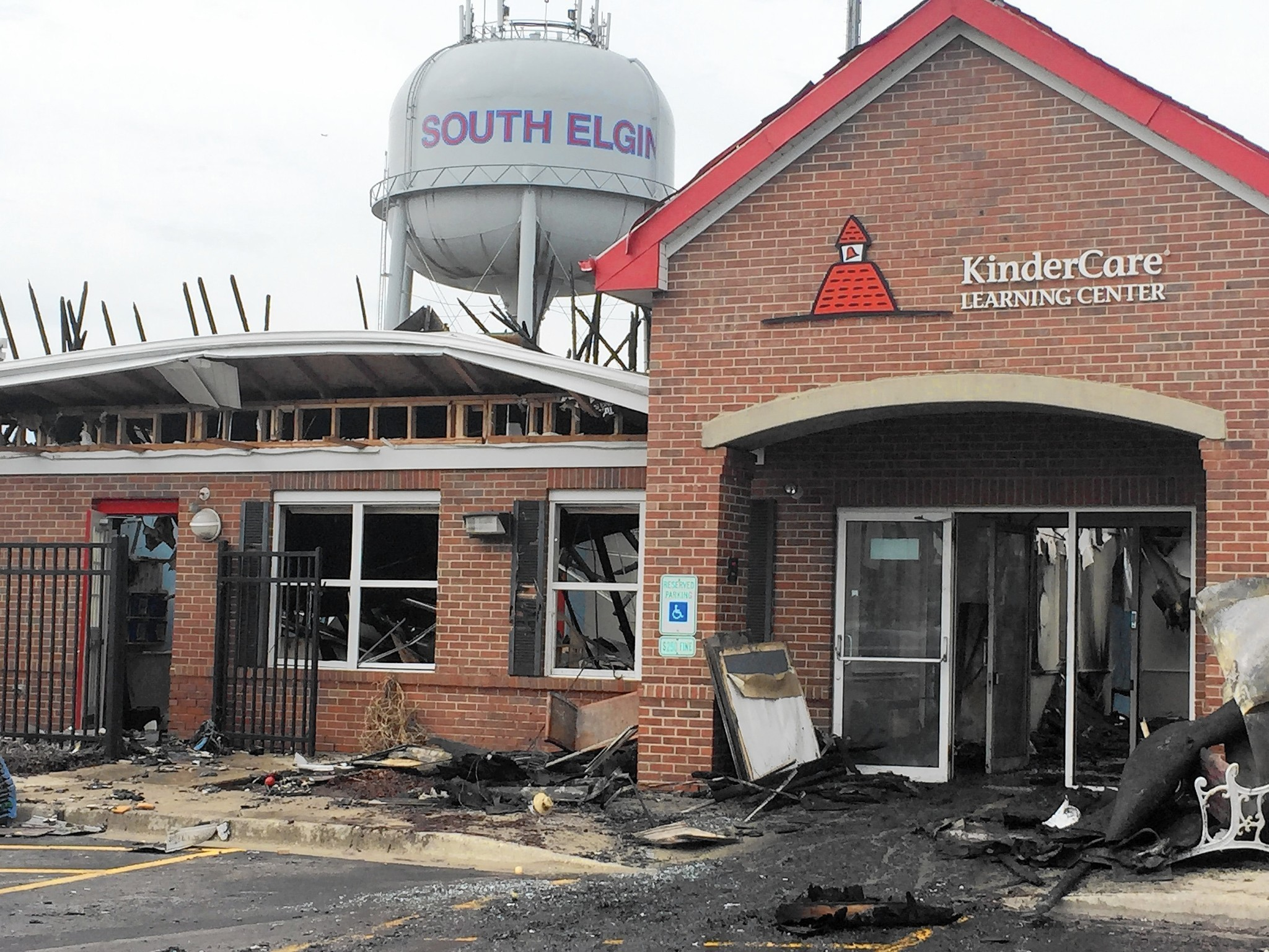 No Injuries In Early Morning Fire At South Elgin Day Care