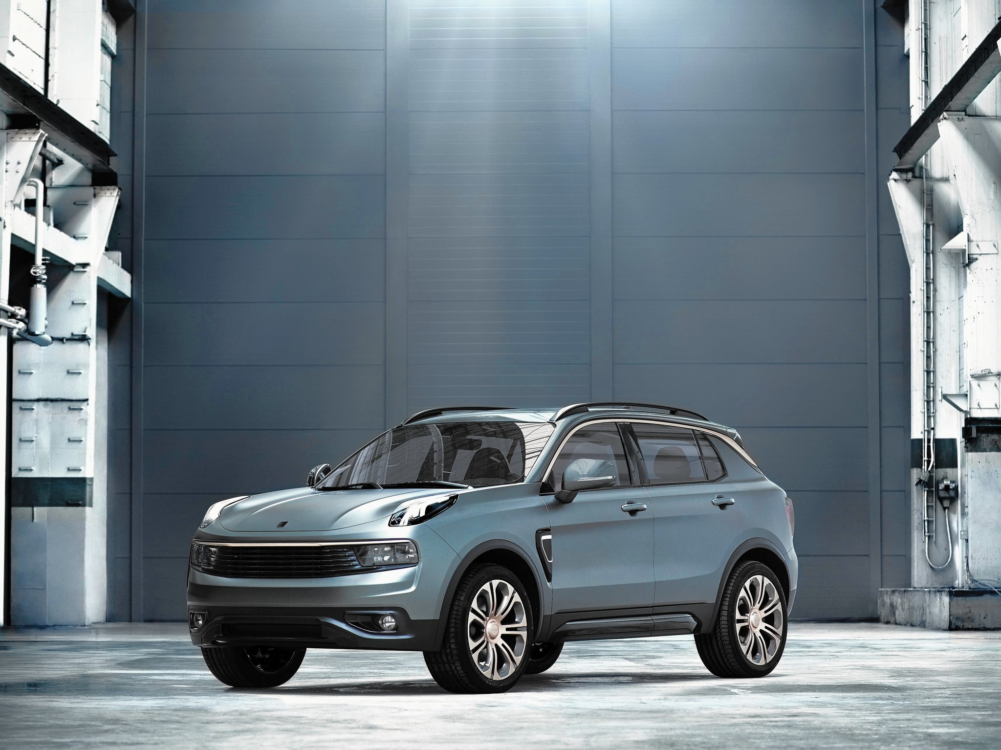 Corporate Car Online: Would You Buy A New Car Online? Lynk & Co Is Betting On It