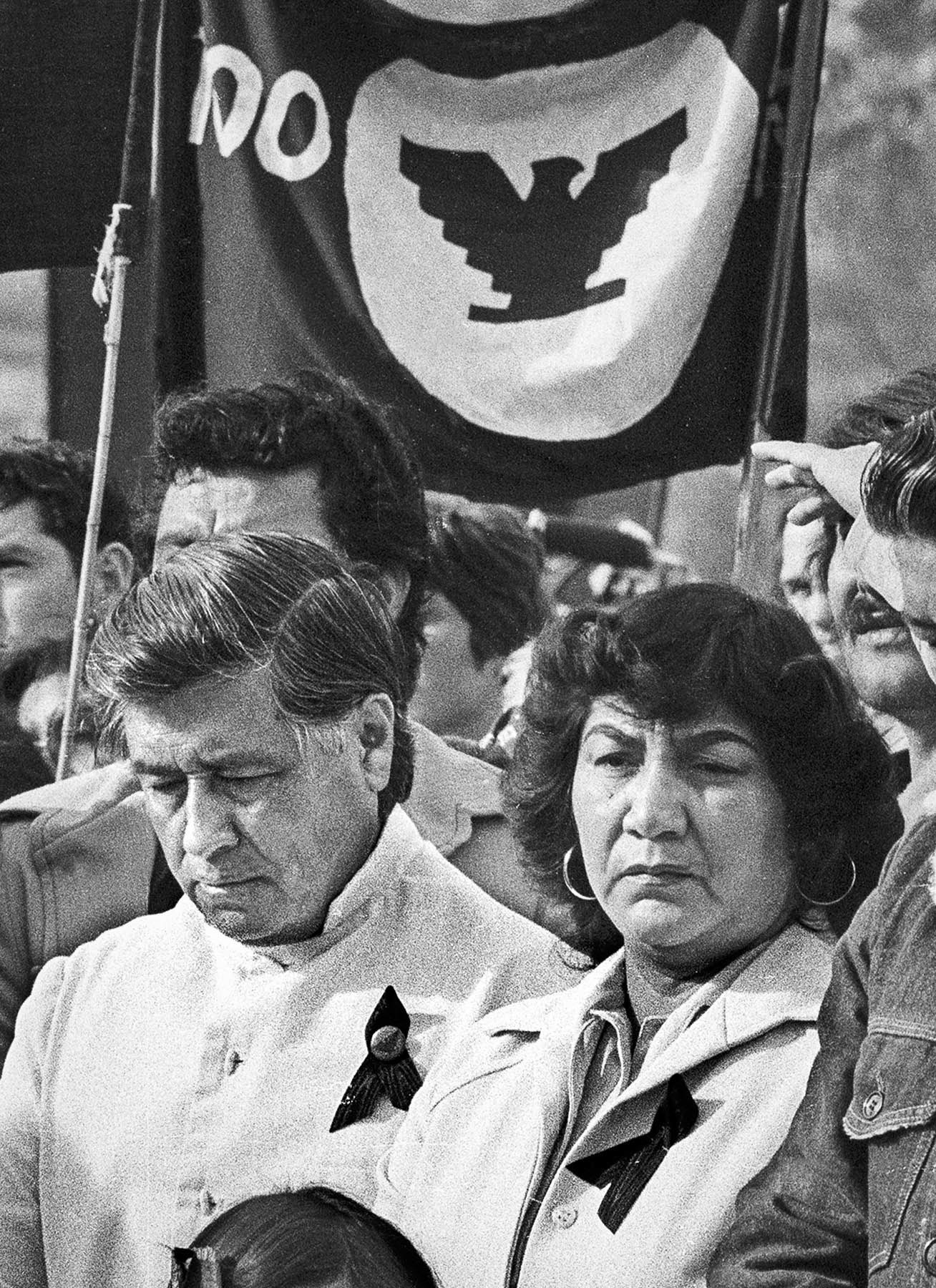 From the Archives: Remembering Cesar Chavez - Los Angeles Times