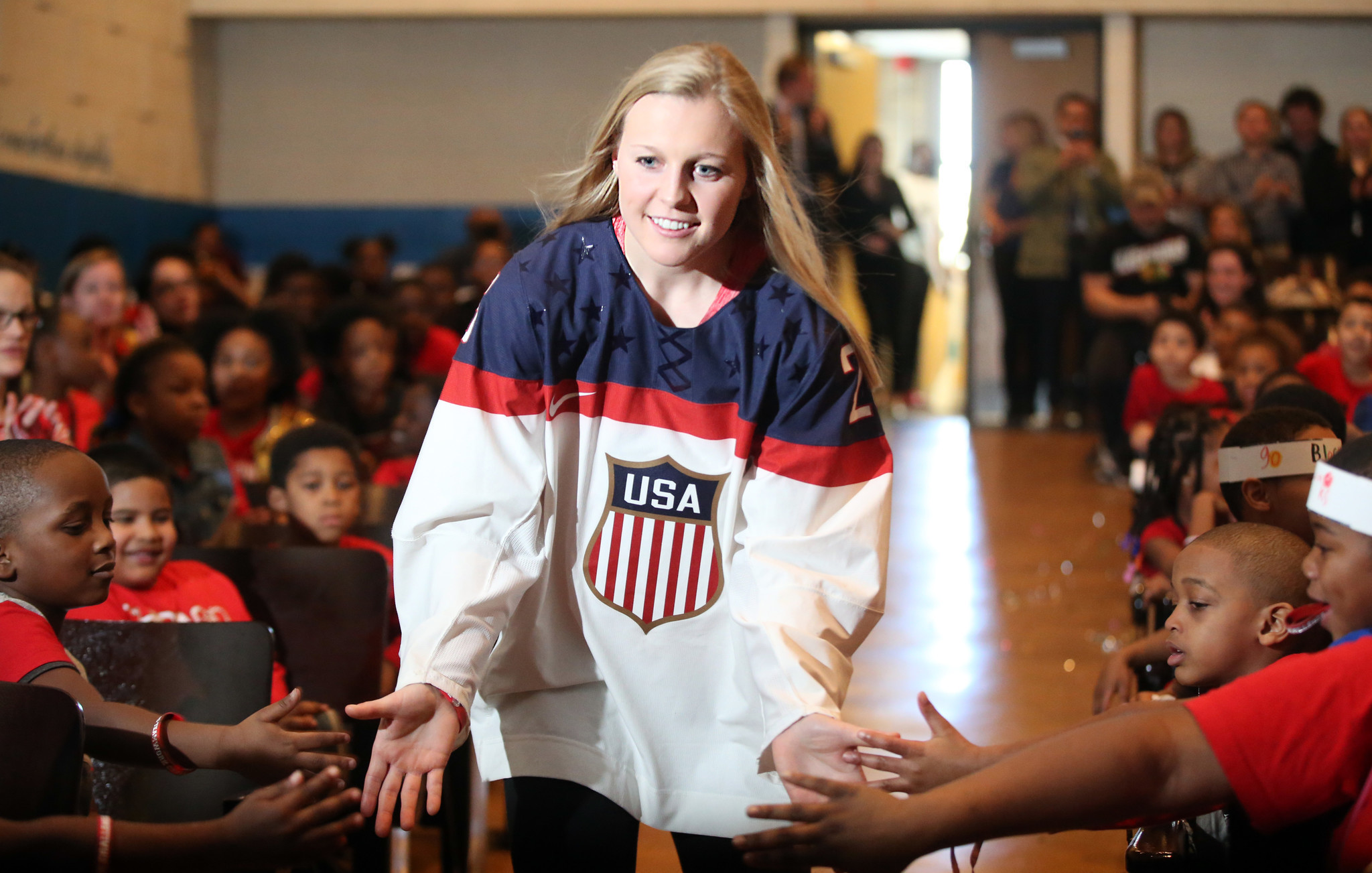 kendall coyne team usa chasing another women s hockey world