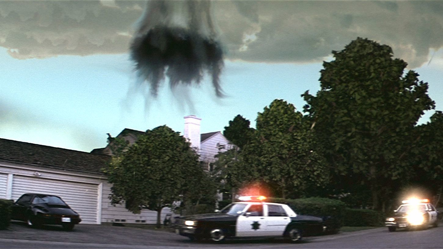 A scene from the 2004 director's cut of the 2001 film