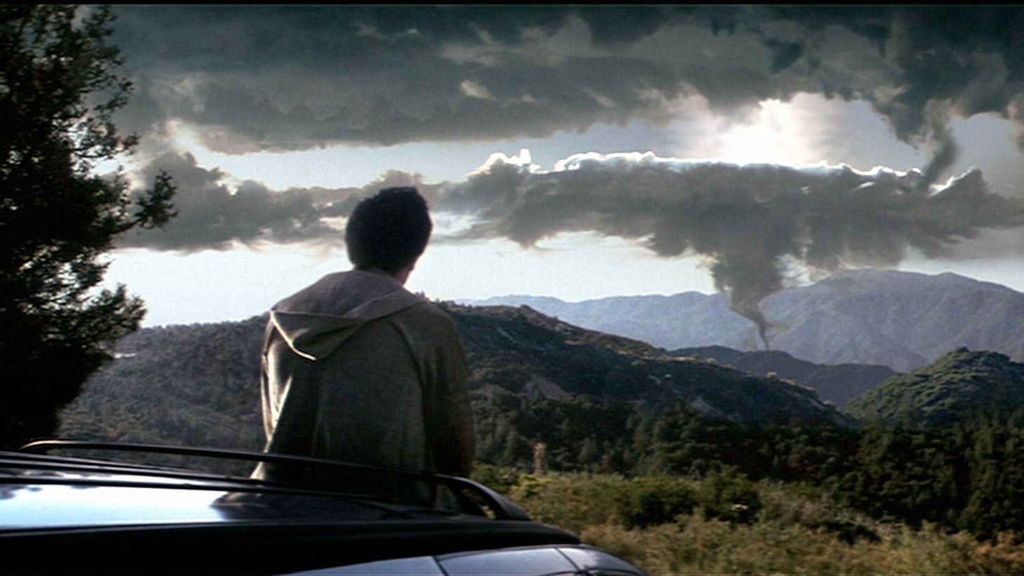 Jake Gyllenhaal in the 2004 director's cut of 2001's