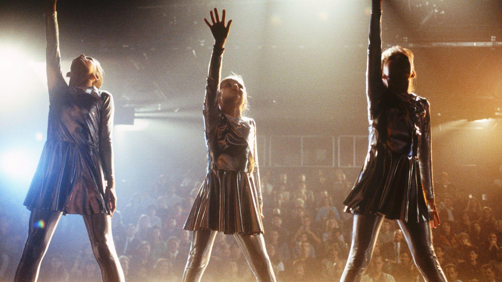 "The dance troupe, Sparkle Motion, in the 2001 film ""Donnie Darko."""