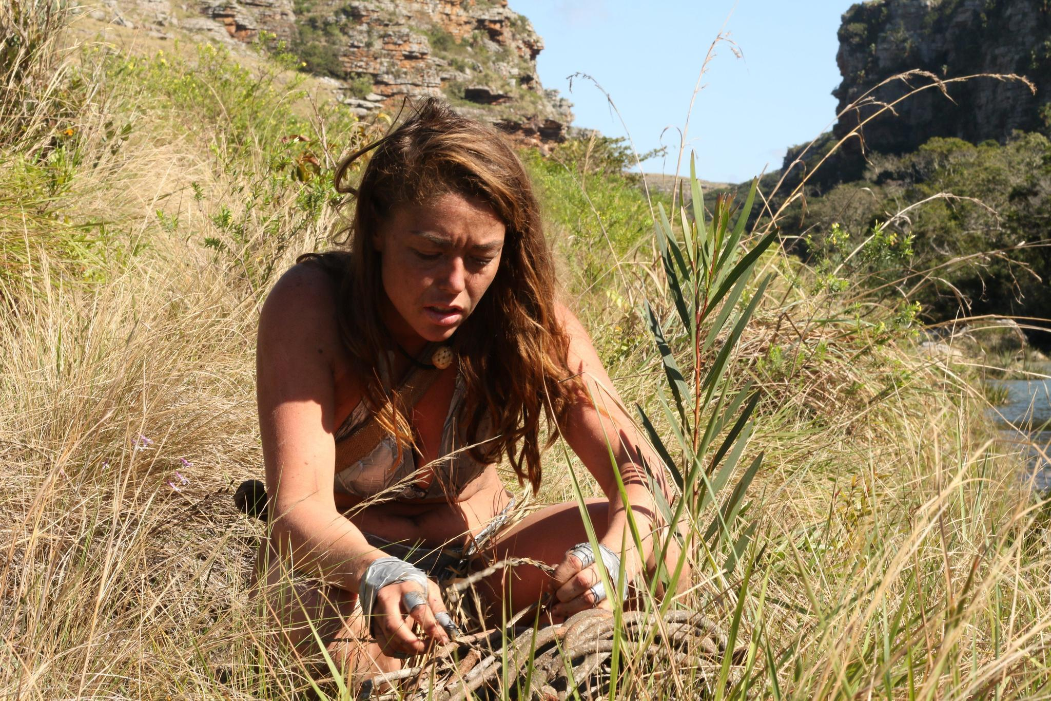 Women of naked and afraid images