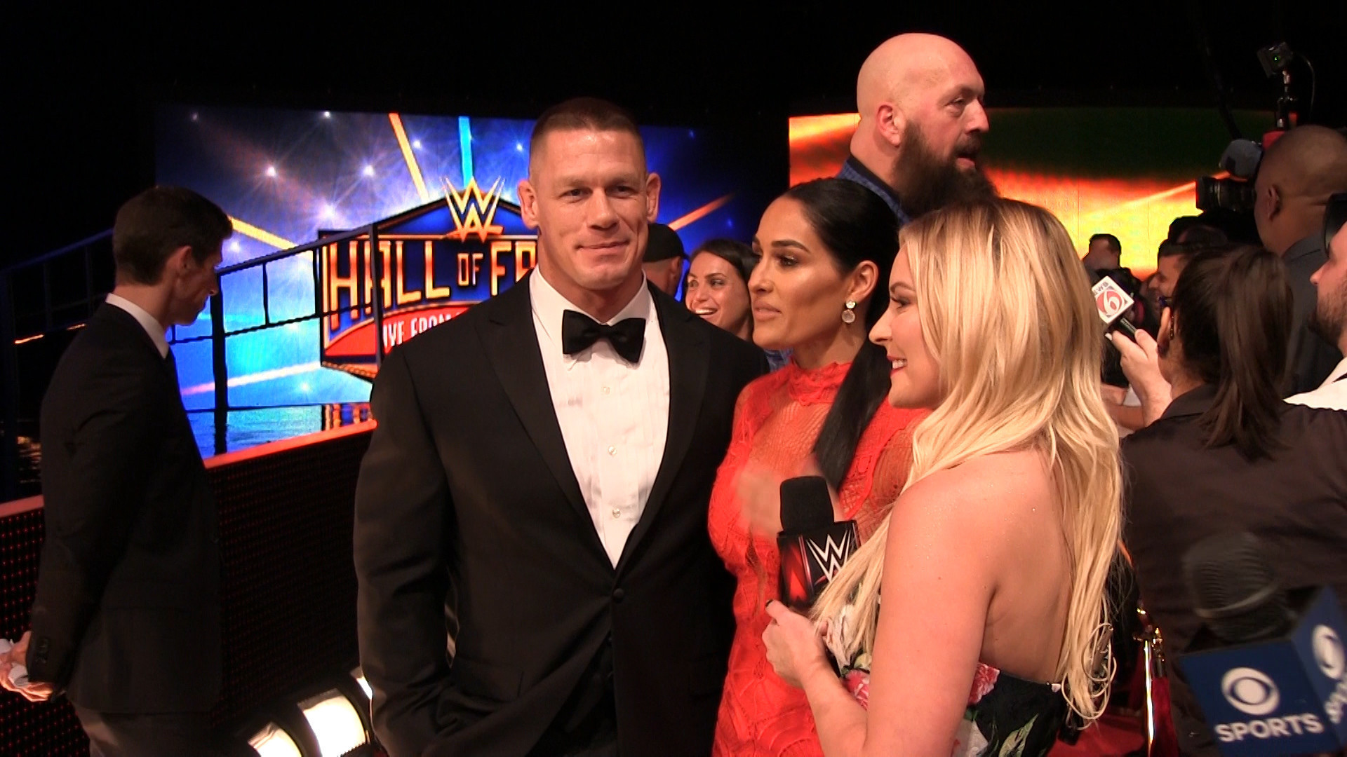 WWE Hall of Fame celebrates the past at Amway Center - Orlando Sentinel
