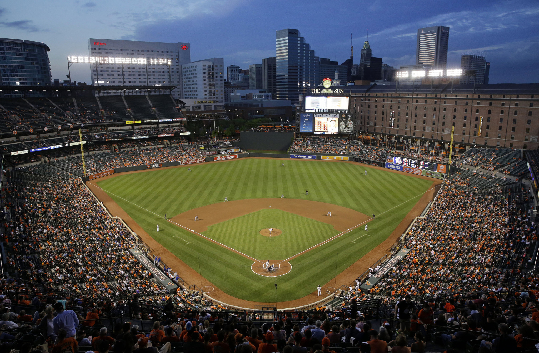 5 things you might not know about Camden Yards - Baltimore Sun