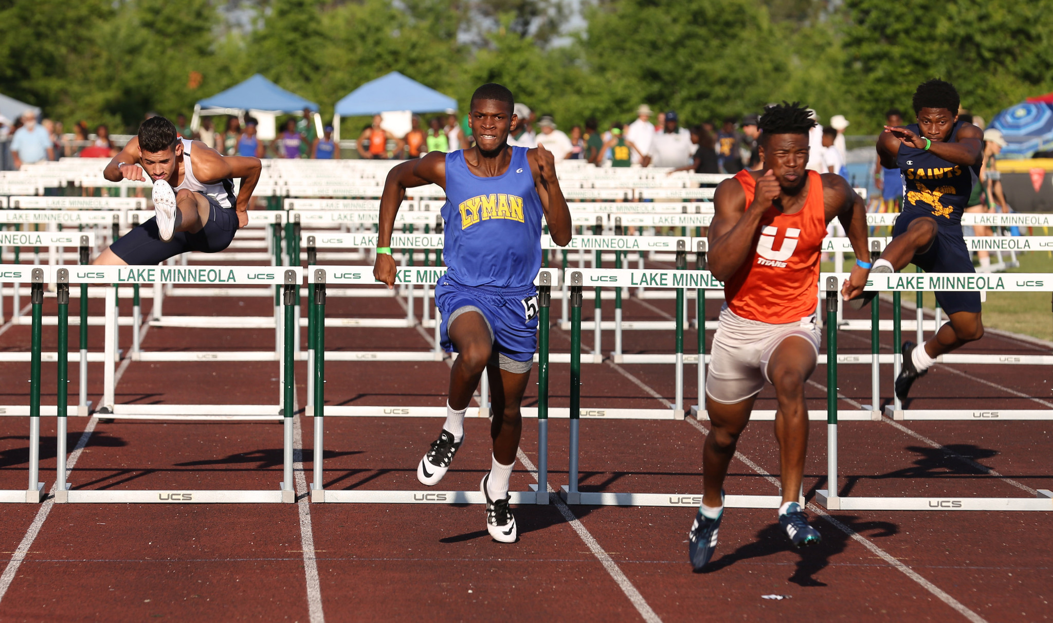 junior high school track meet order of events