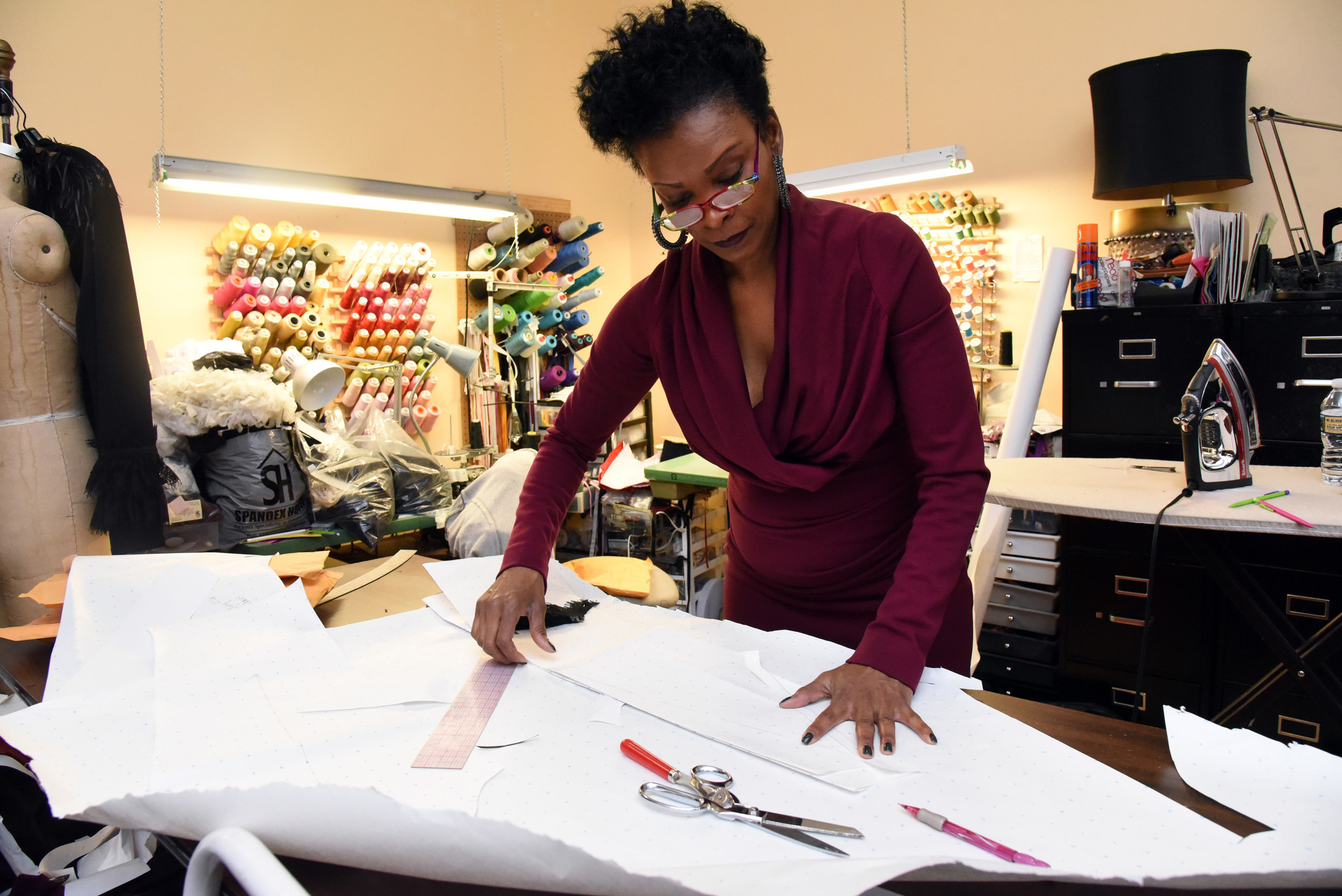 Product designer sketching - Designability