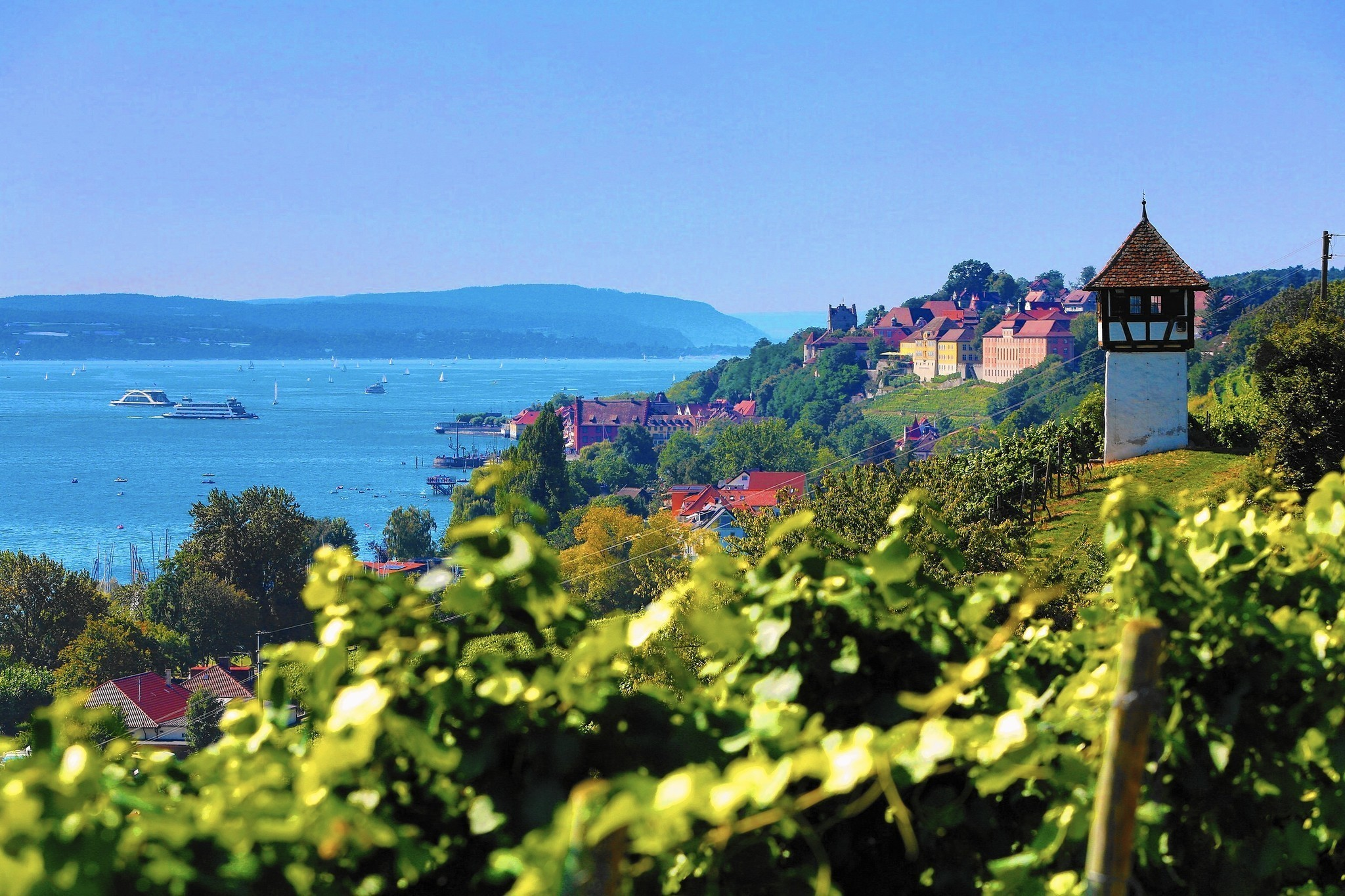 Cycling Lake Constance - Chicago Tribune