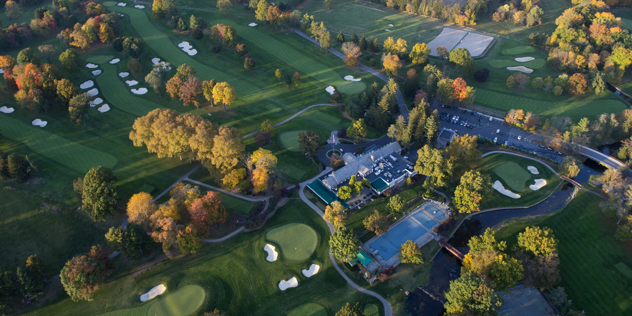 Pictures Aerial Views Of Lehigh Valley Golf Courses Capital Gazette