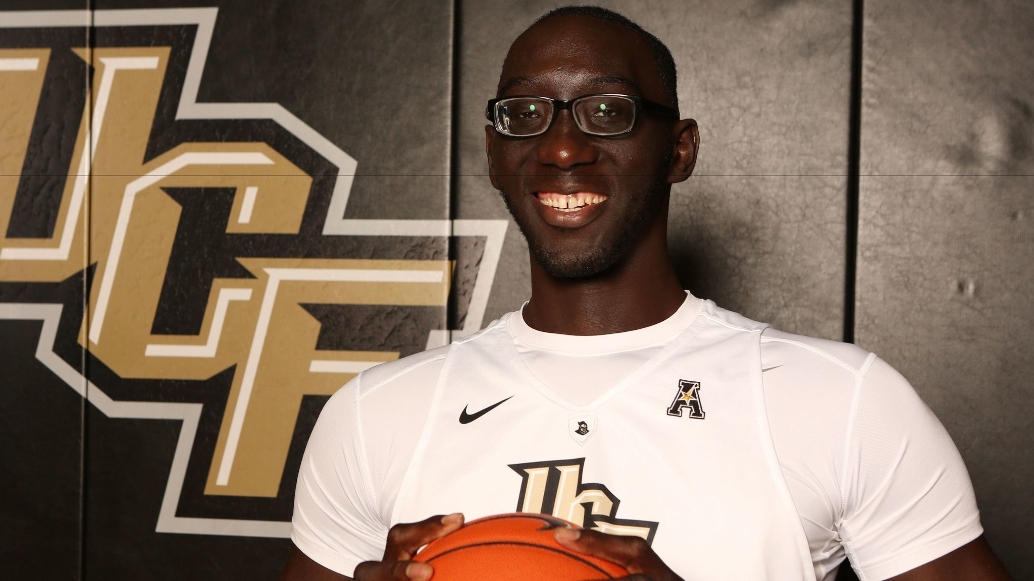 Tacko Fall to test NBA Draft waters with option to return to UCF - Orlando Sentinel