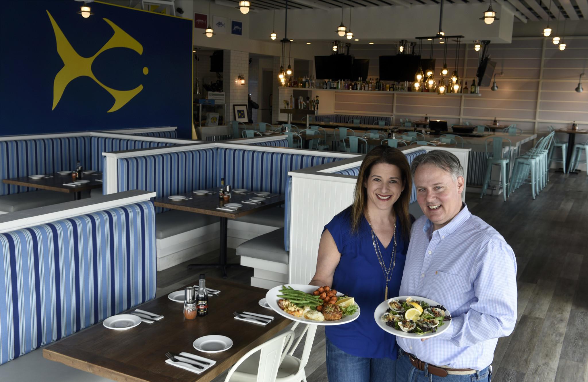 Hudson Coastal Brings Flavorful Seafood To Fulton Howard