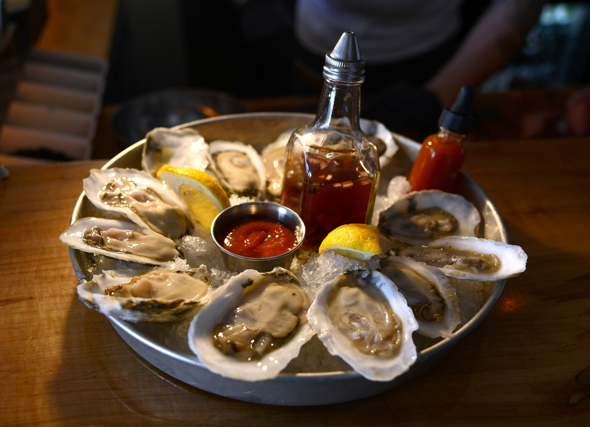 Splendid Seafood At Sailor Oyster Bar In Annapolis