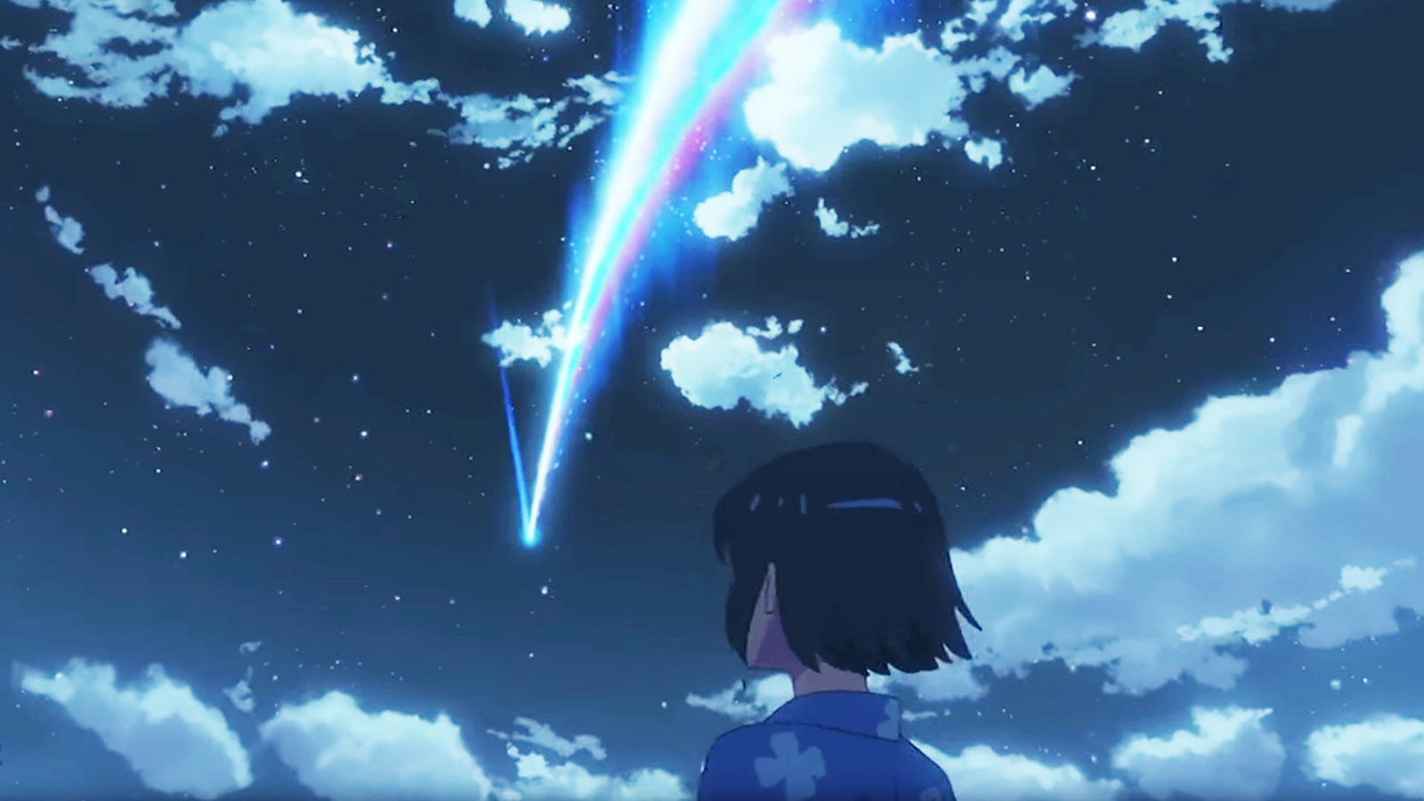 Your Name: Bodies Swap And Destinies Change In The Gorgeous Animated