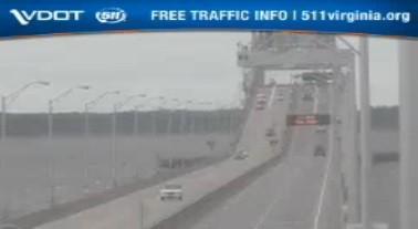 VDOT: Advisories issued for JRB, Chesapeake Bay Bridge