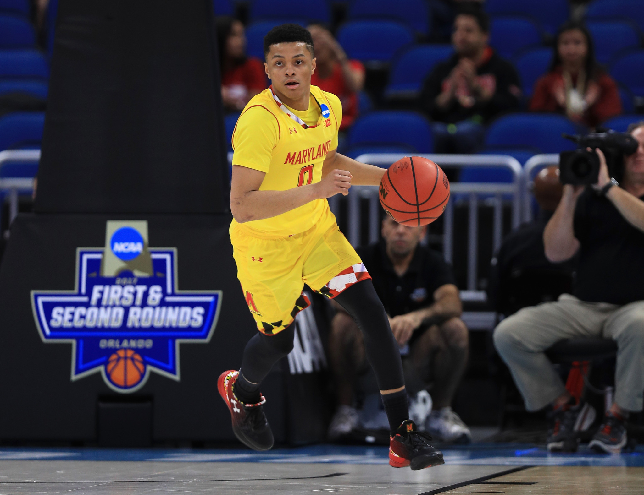 is the 2017-2018 terps men's basketball team being unfairly ignored
