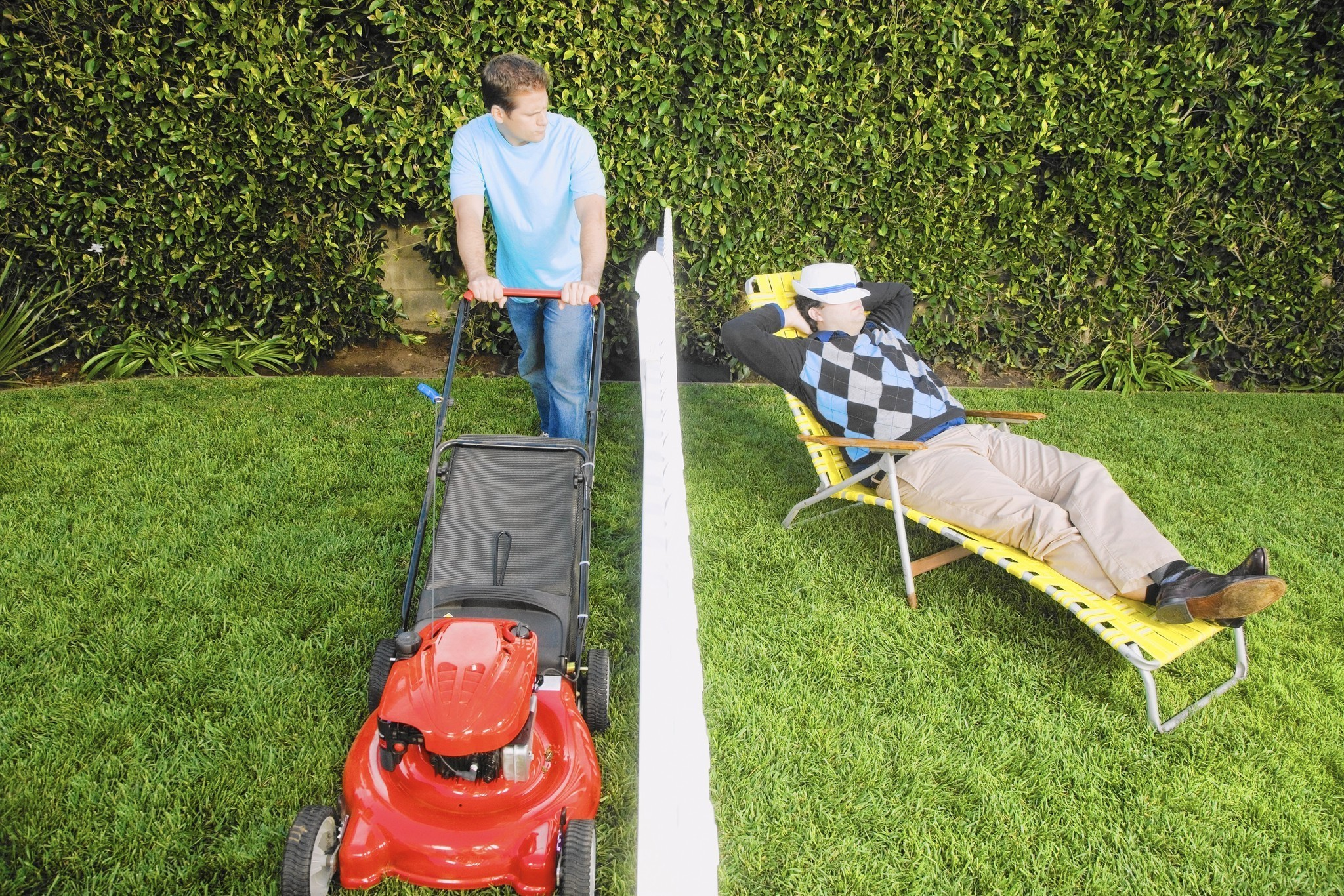 How To Hire A Lawn Care Service Chicago Tribune