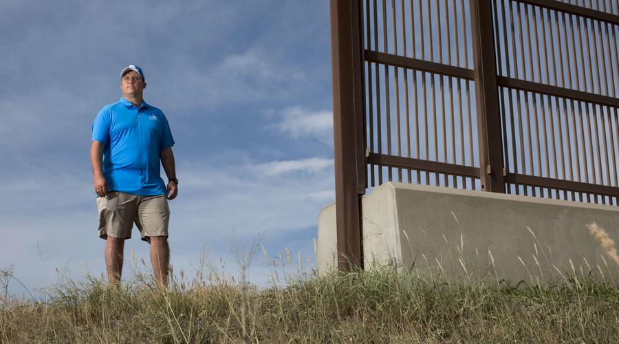 Trump promised a border wall. Now these Texans worry the government will take their land