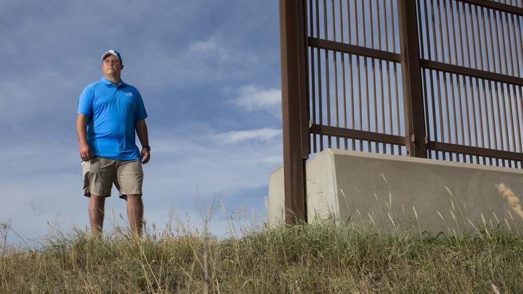 Landowners in South Texas worry about border wall