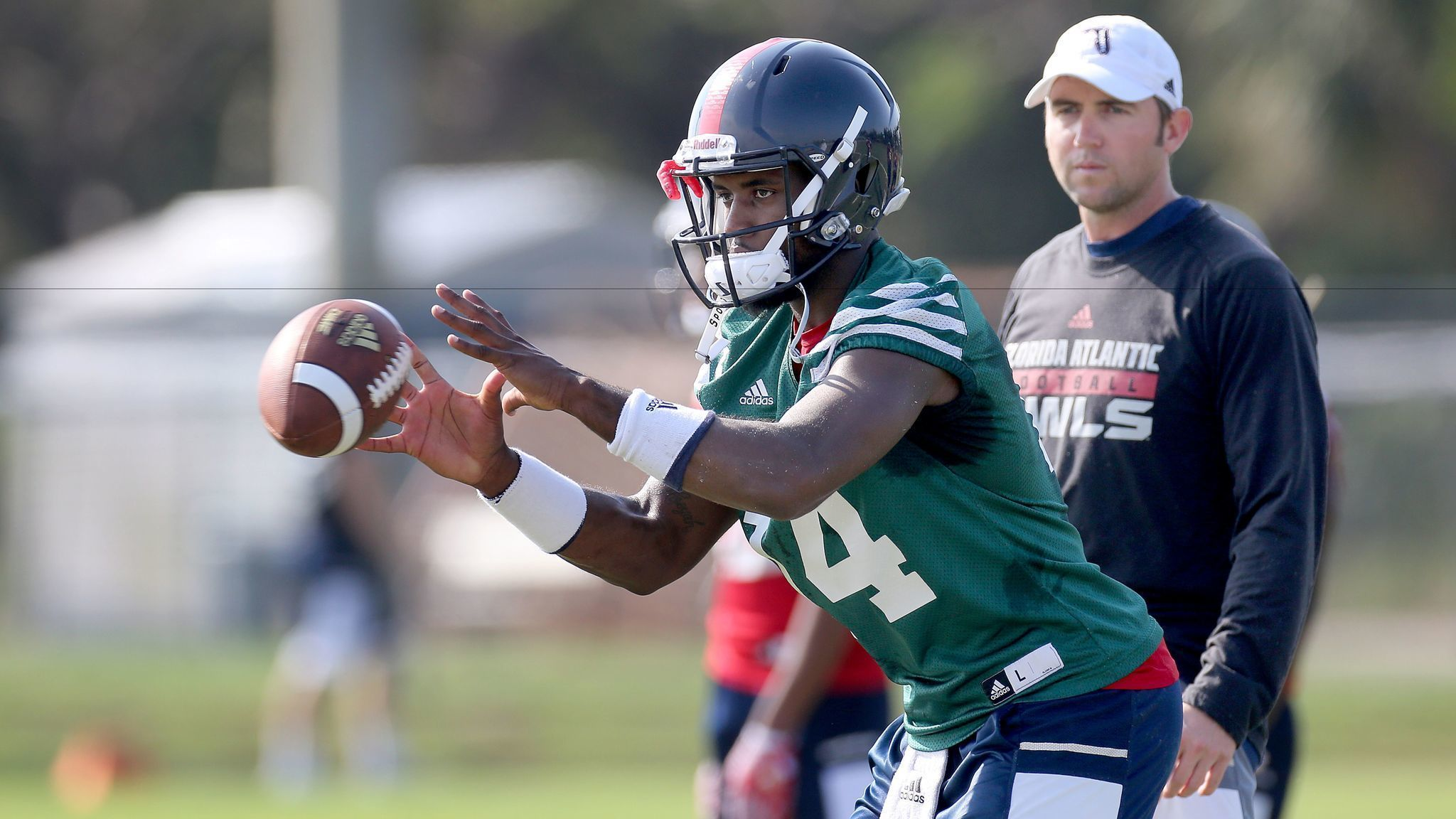 Owls head south to Fort Lauderdale, tackle for first time ...