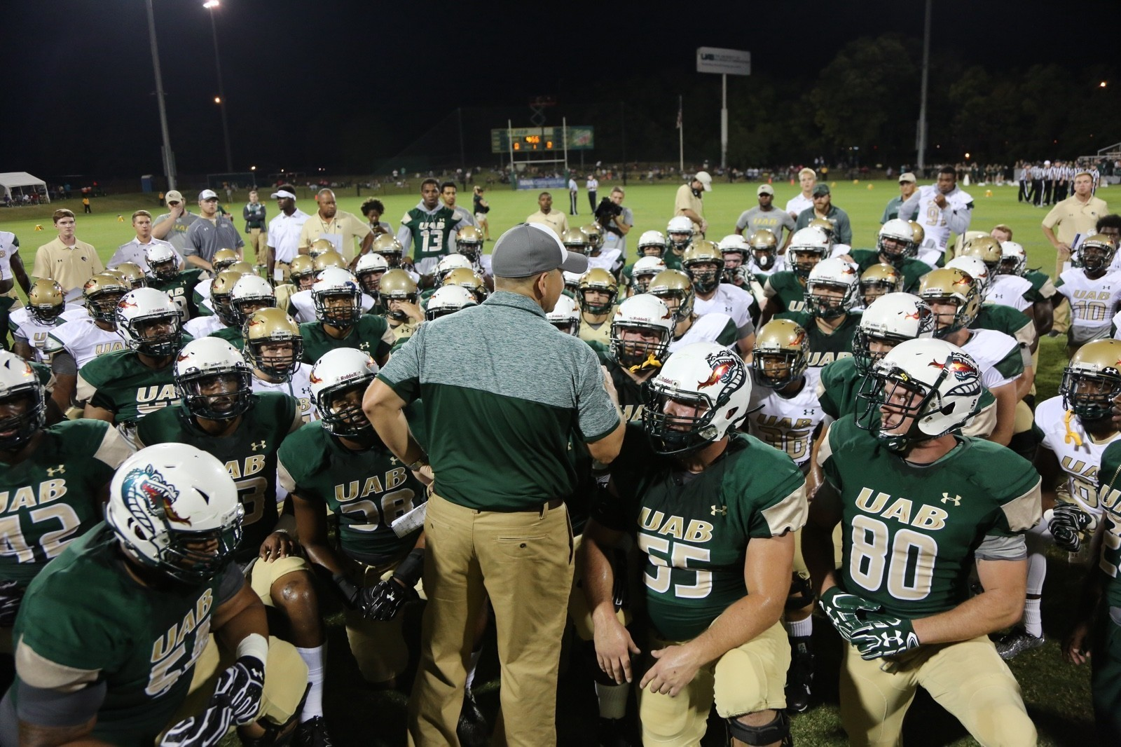 uab blazers rise from ashes  eager to resume playing