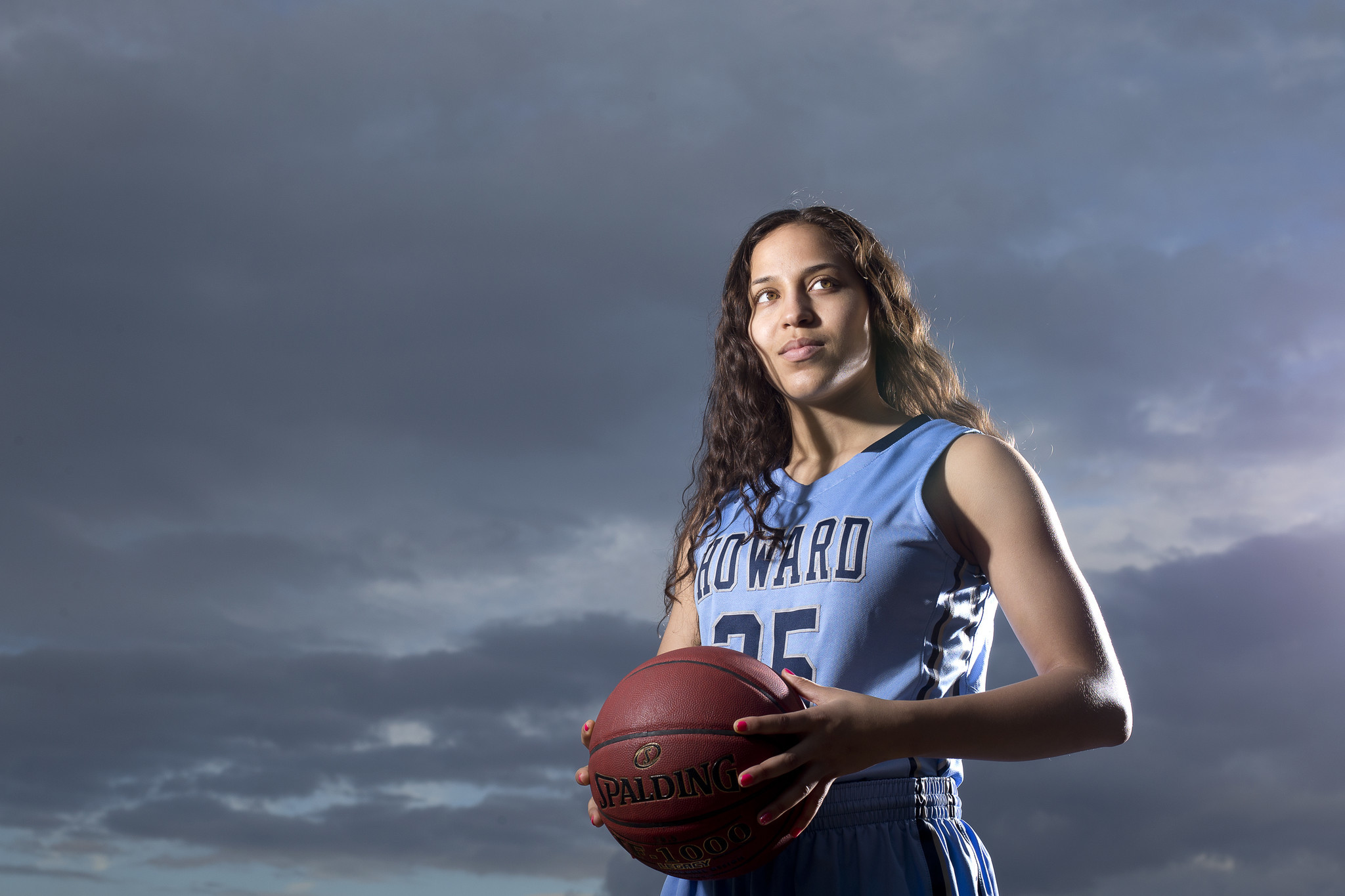 Howard junior Taylor Addison earns girls basketball Player ...