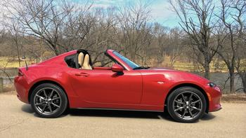 Iest Miata Is More Than Just A Seasonal Convertible