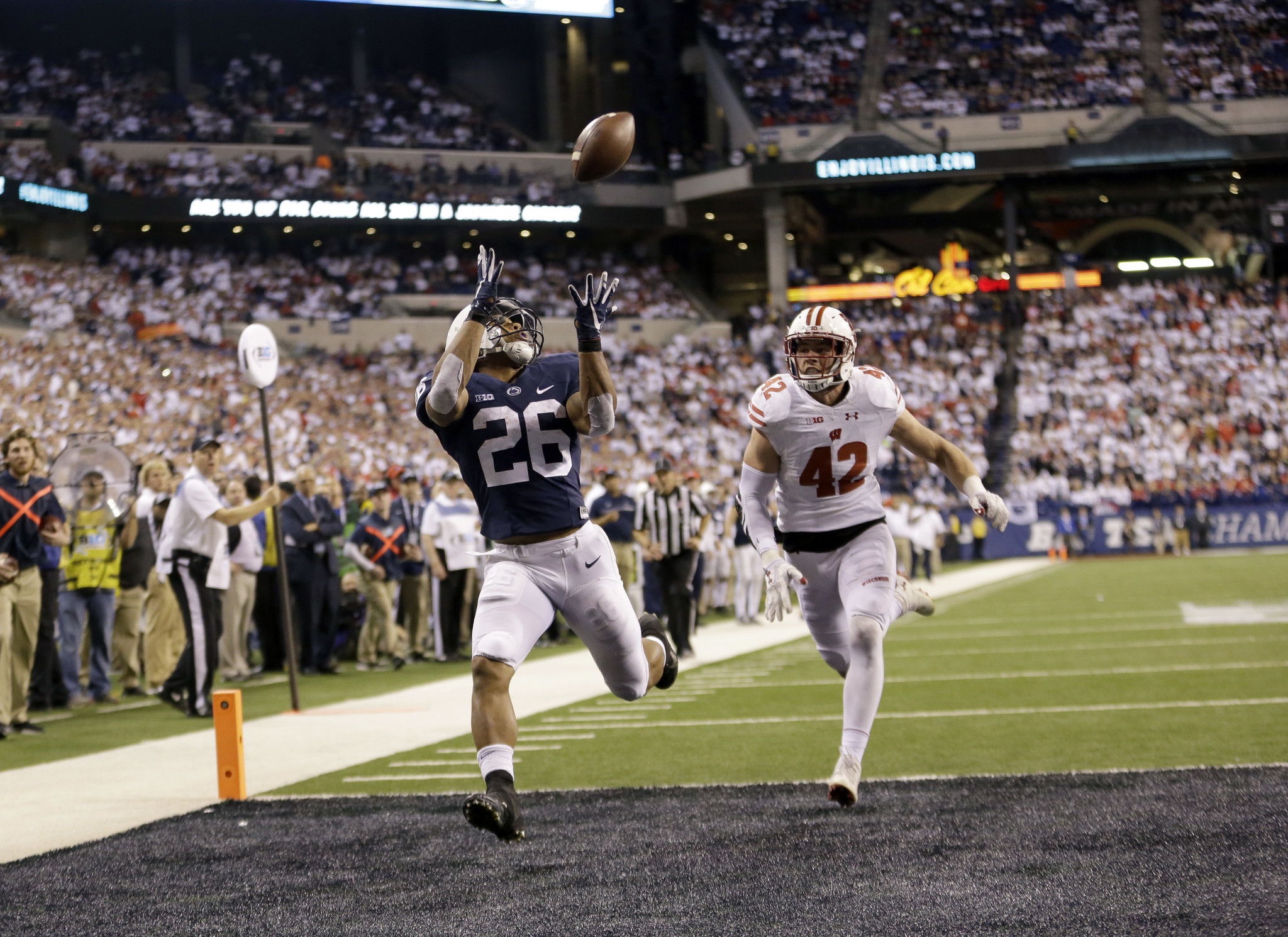 Penn State s Saquon Barkley  going national  this spring - The Morning Call bb2ab0628