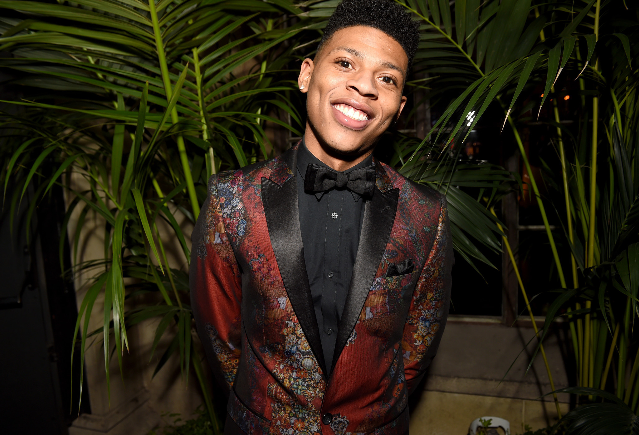 Interview: 'Empire' star Bryshere Gray on filming in ...