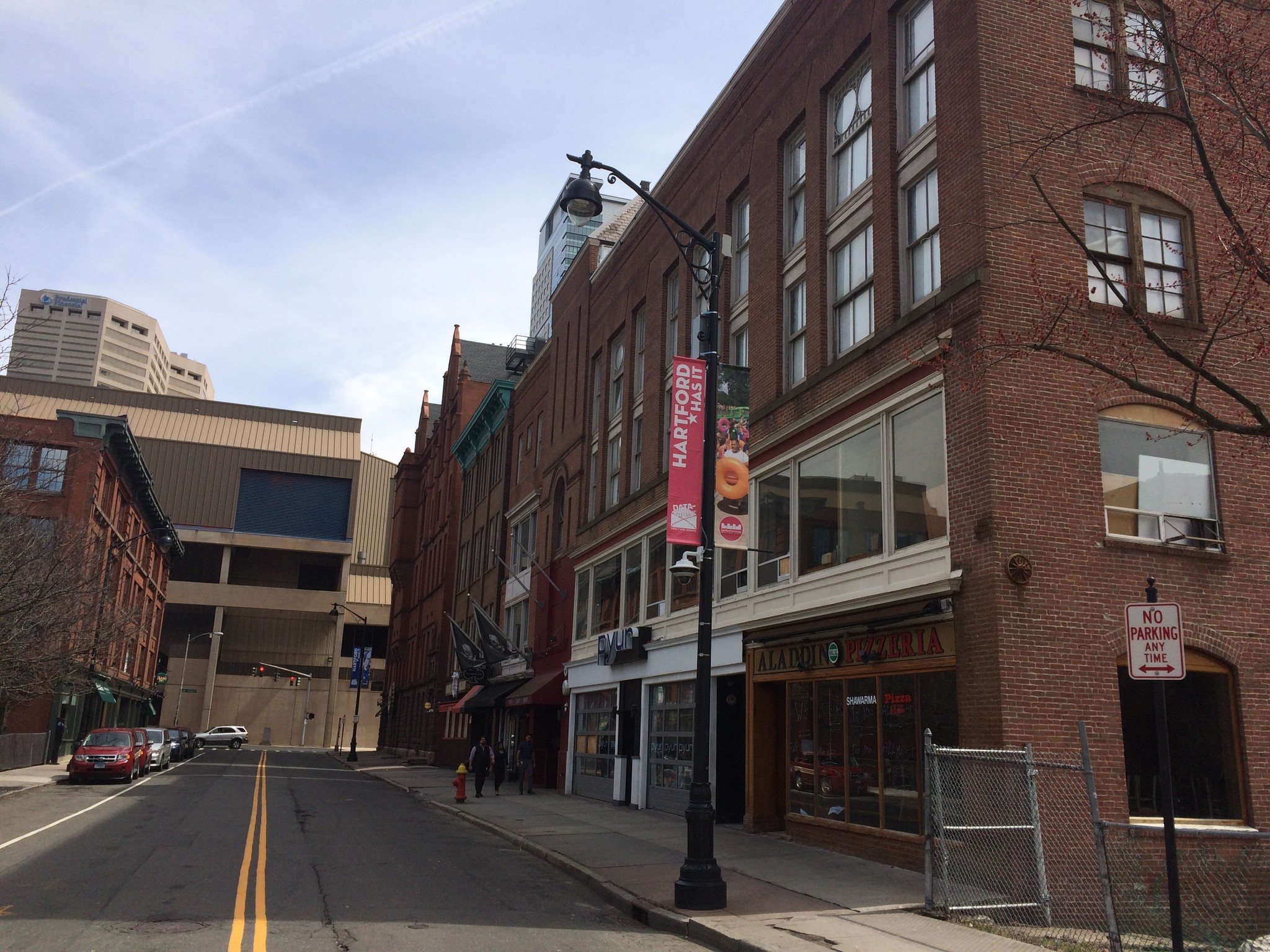 Developer Plans 70 Apartments In Downtown Hartford