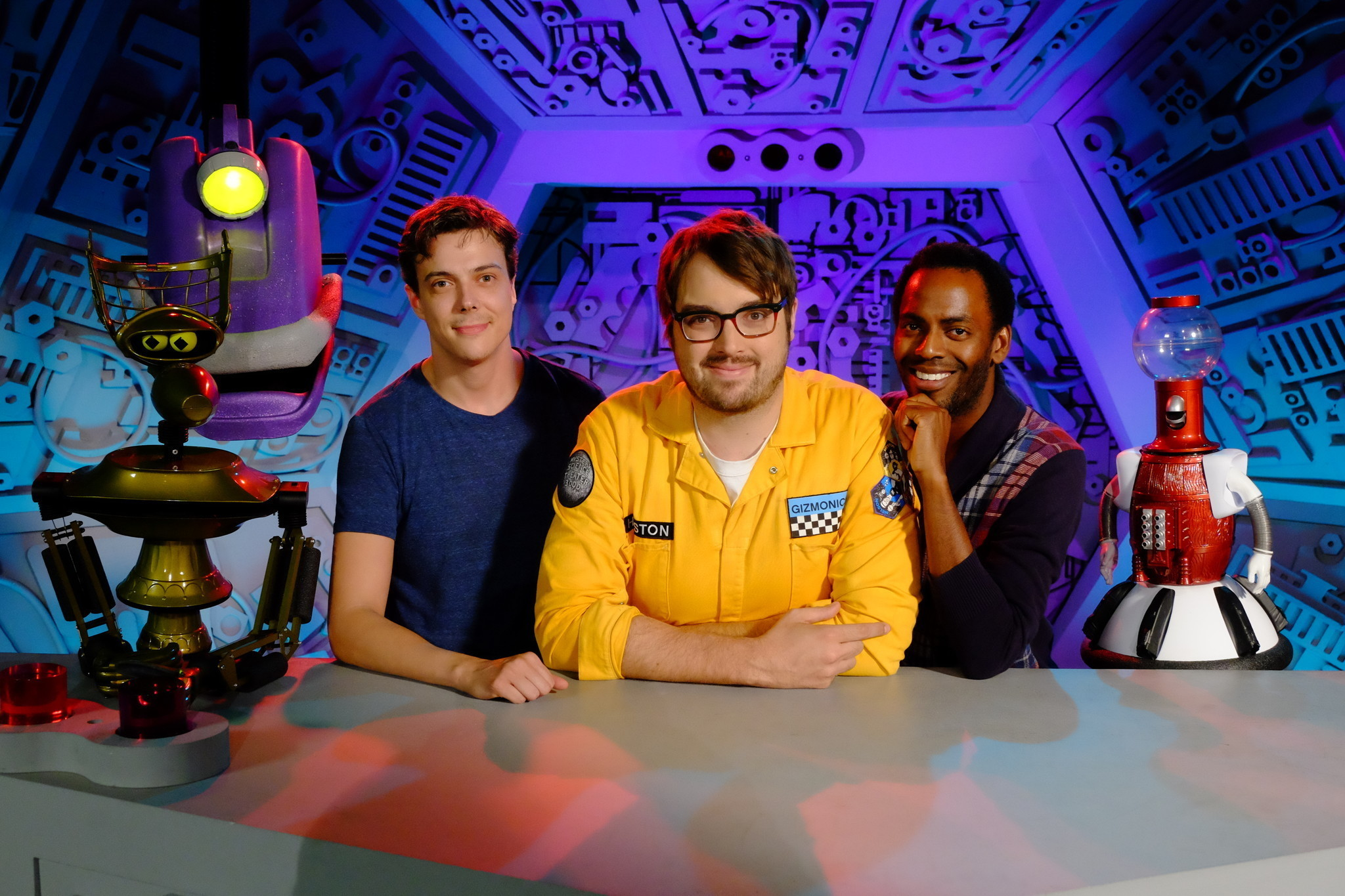 The New Crew Of Mystery Science Theater 3000 Takes Us
