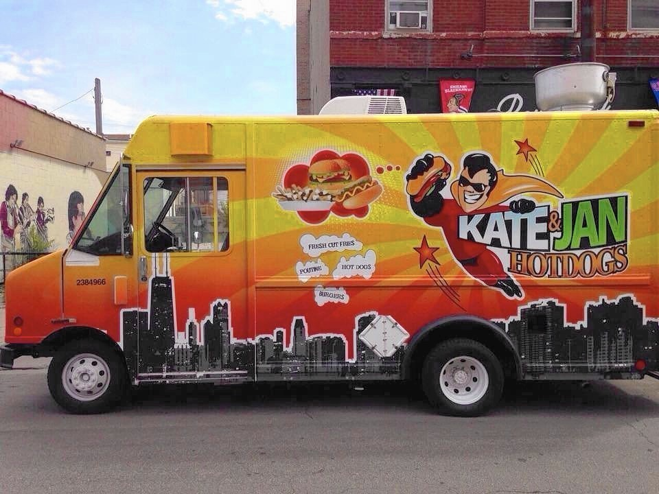 That S What Cheese Said Food Truck