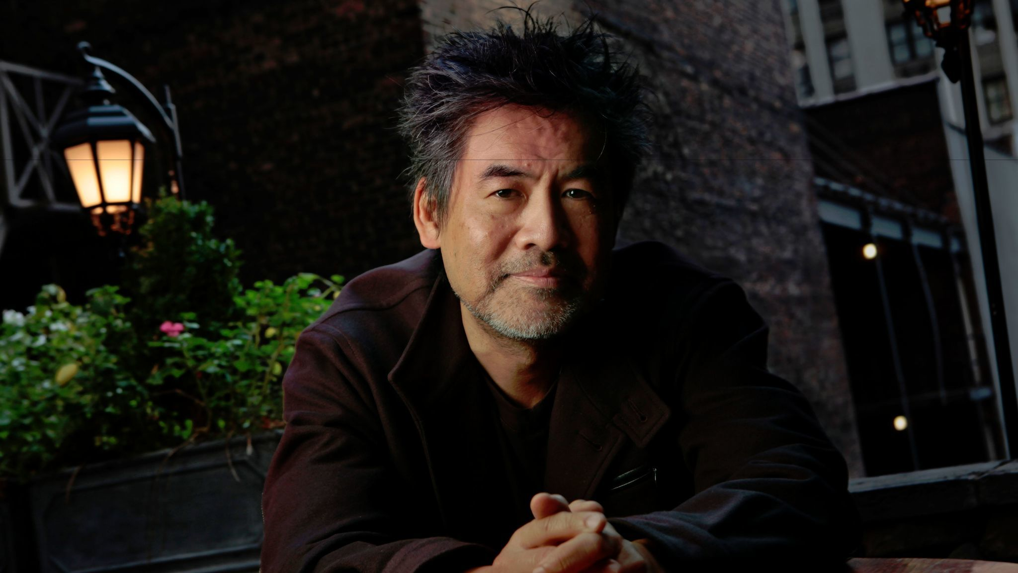 Director David Henry Hwang.